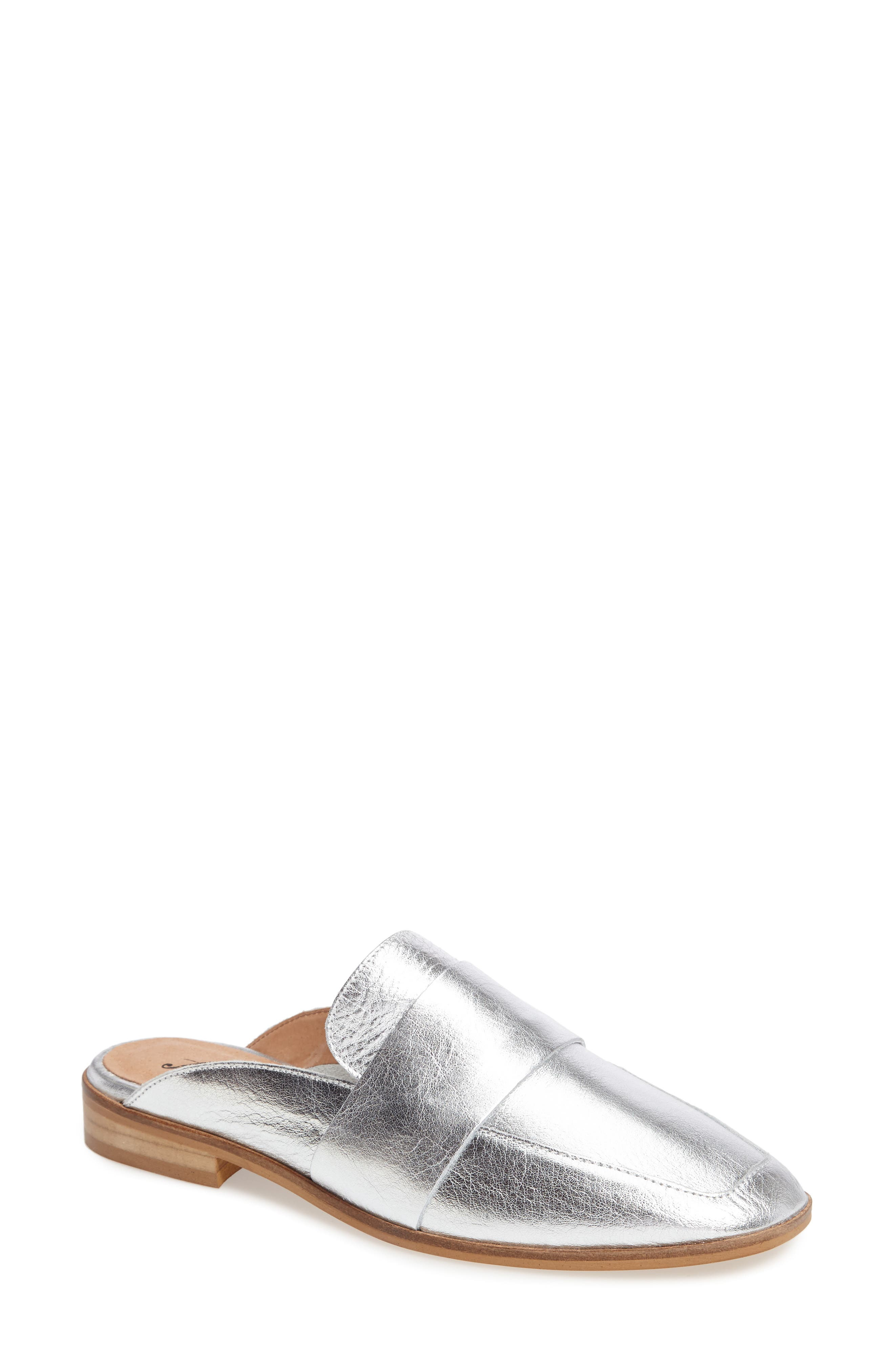 Alternate Image 1 Selected - Free People At Ease Loafer Mule (Women)