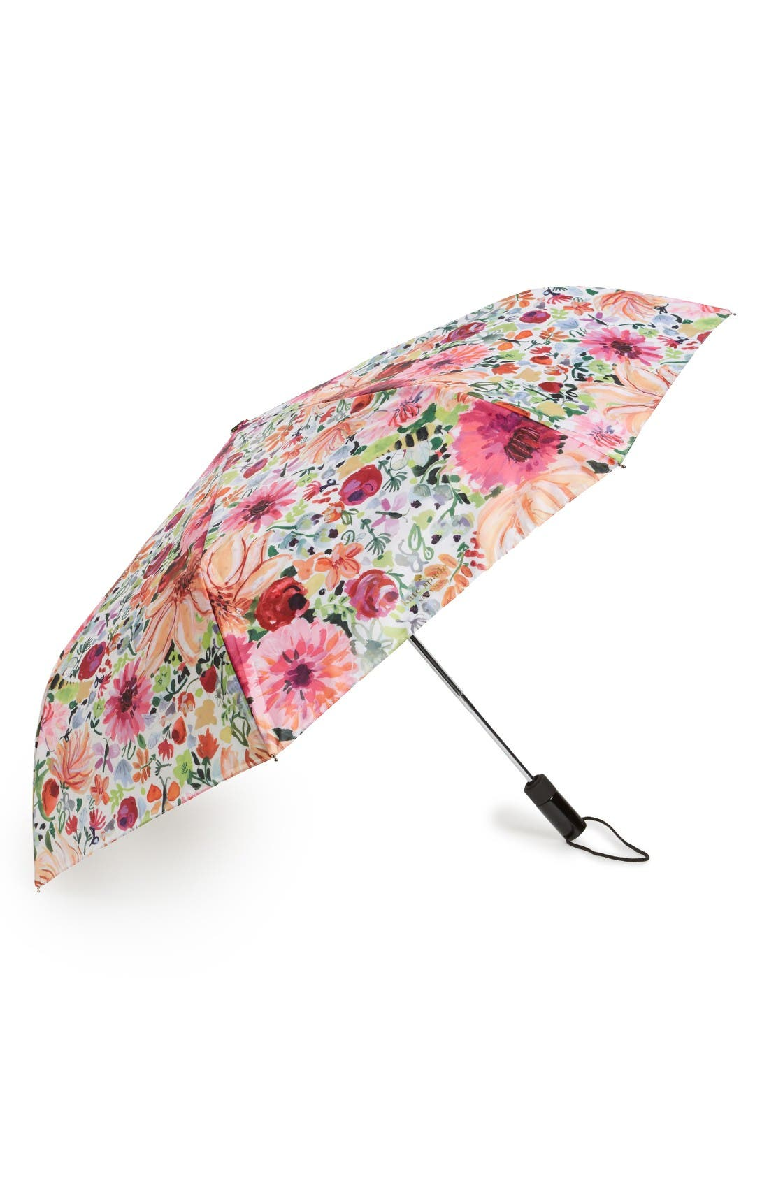 kate spade new york compact travel umbrella