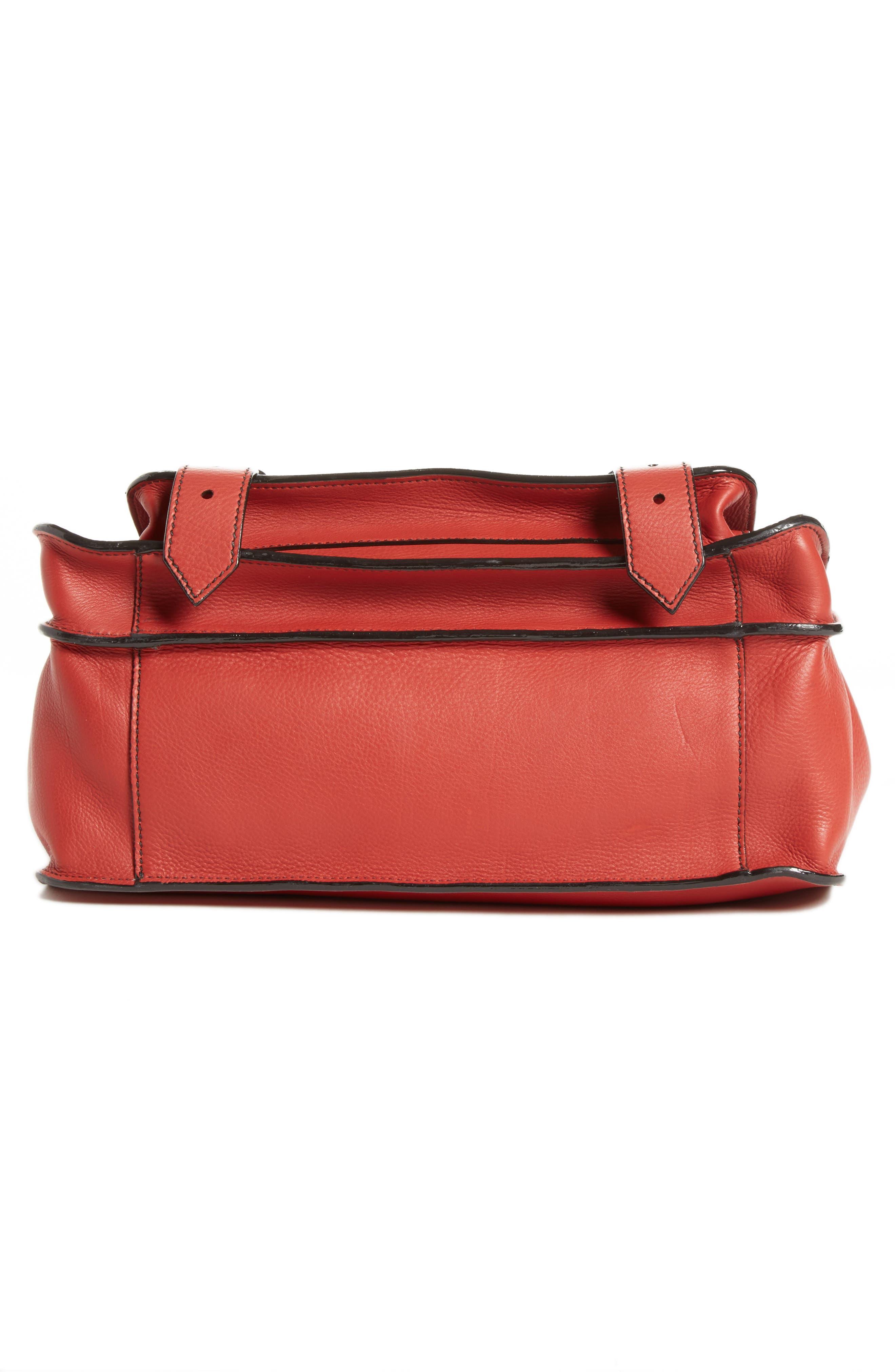 Alternate Image 5  - Proenza Schouler Medium PS1 Patchwork Leather Satchel