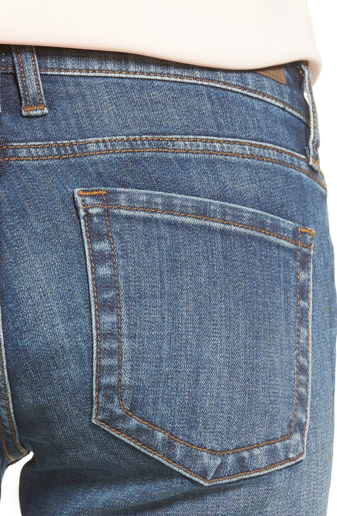 Alternate Image 4  - KUT from the Kloth Catherine Boyfriend Jeans (Doubtless)
