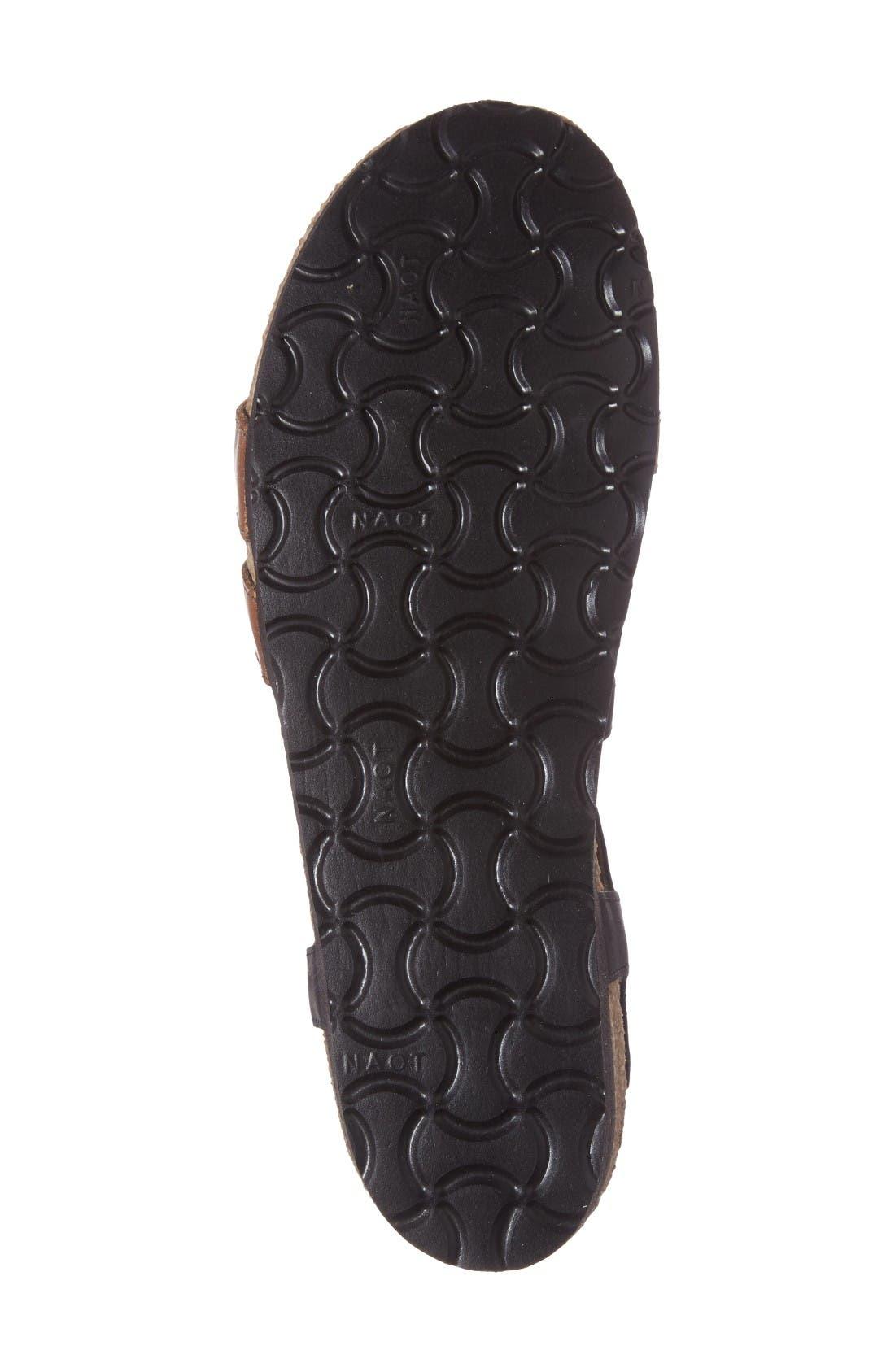 Alternate Image 4  - Naot Janis Sandal (Women)