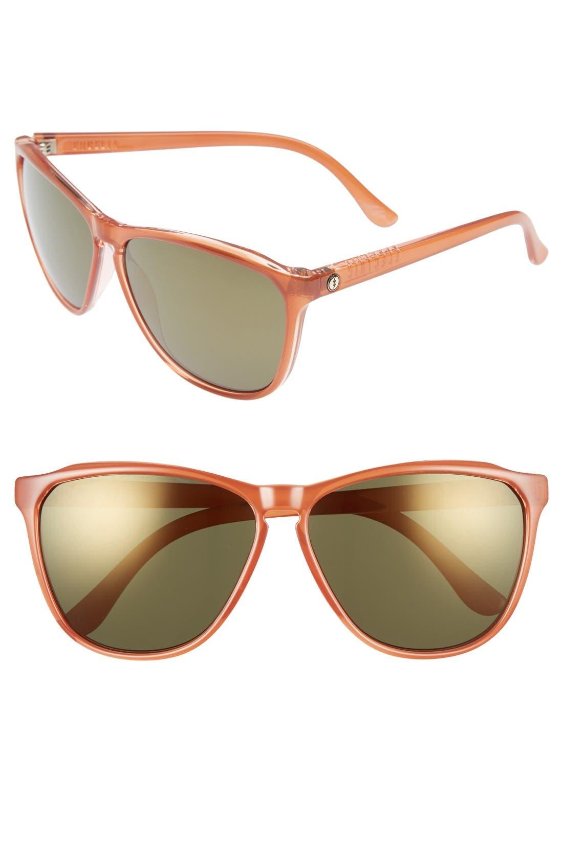 Main Image - ELECTRIC 'Encelia' 61mm Retro Sunglasses