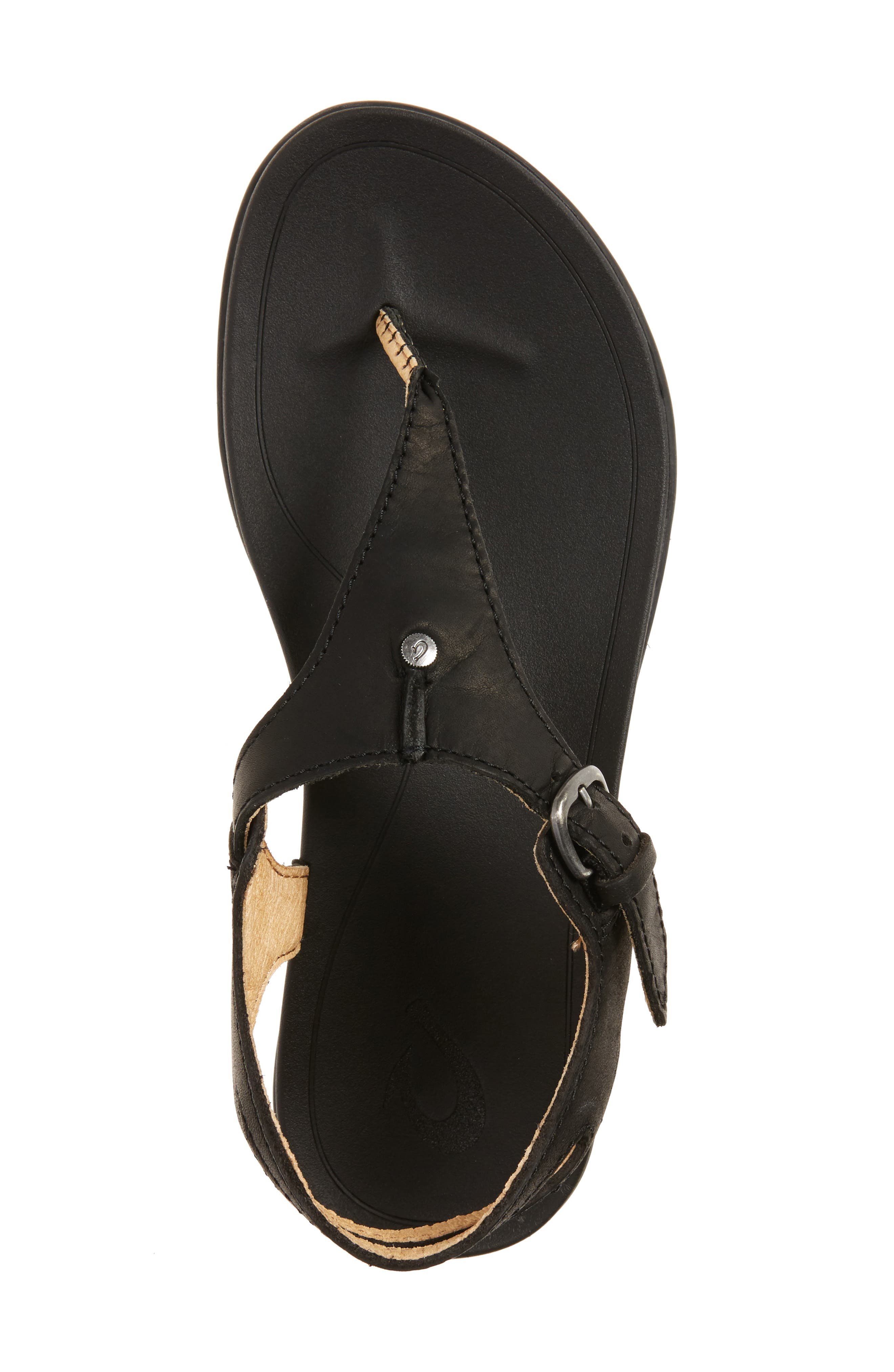 Alternate Image 3  - OluKai 'Eheu V-Strap Sandal (Women)