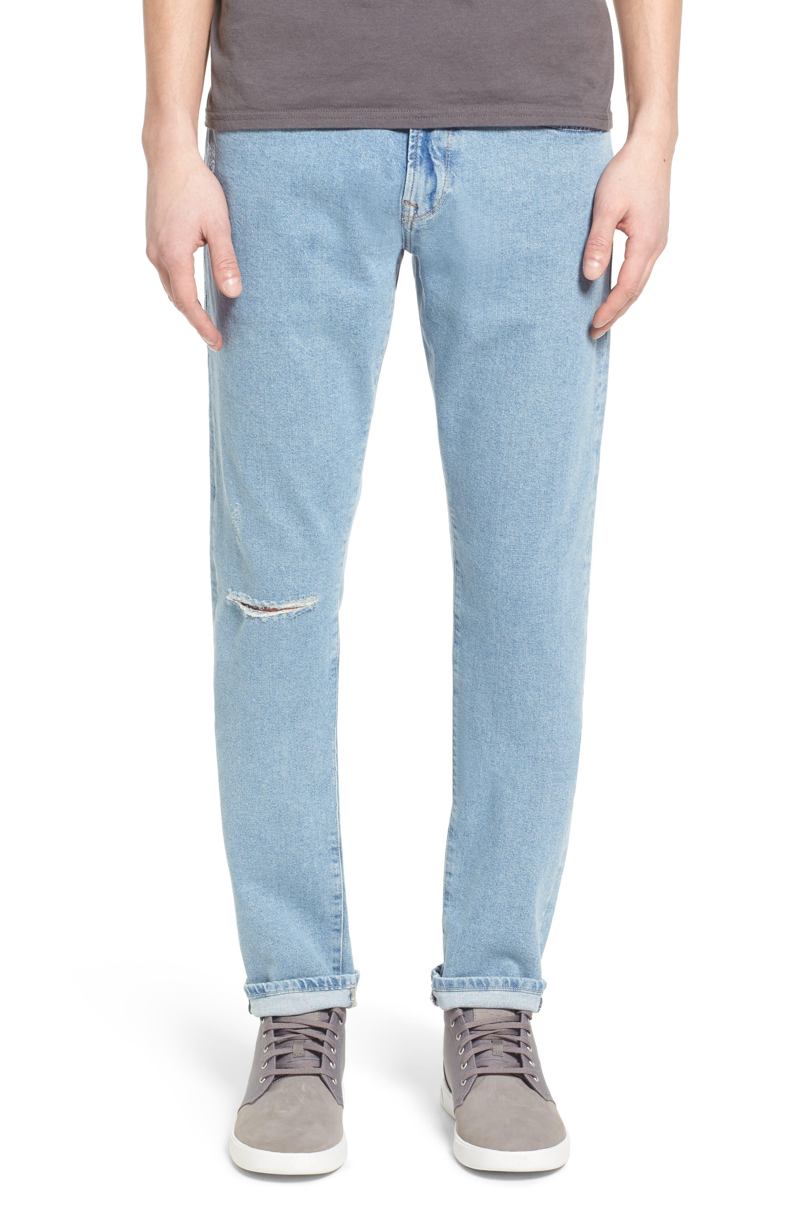 Mavi Jeans Skinny Fit Jeans (Retro Ripped)