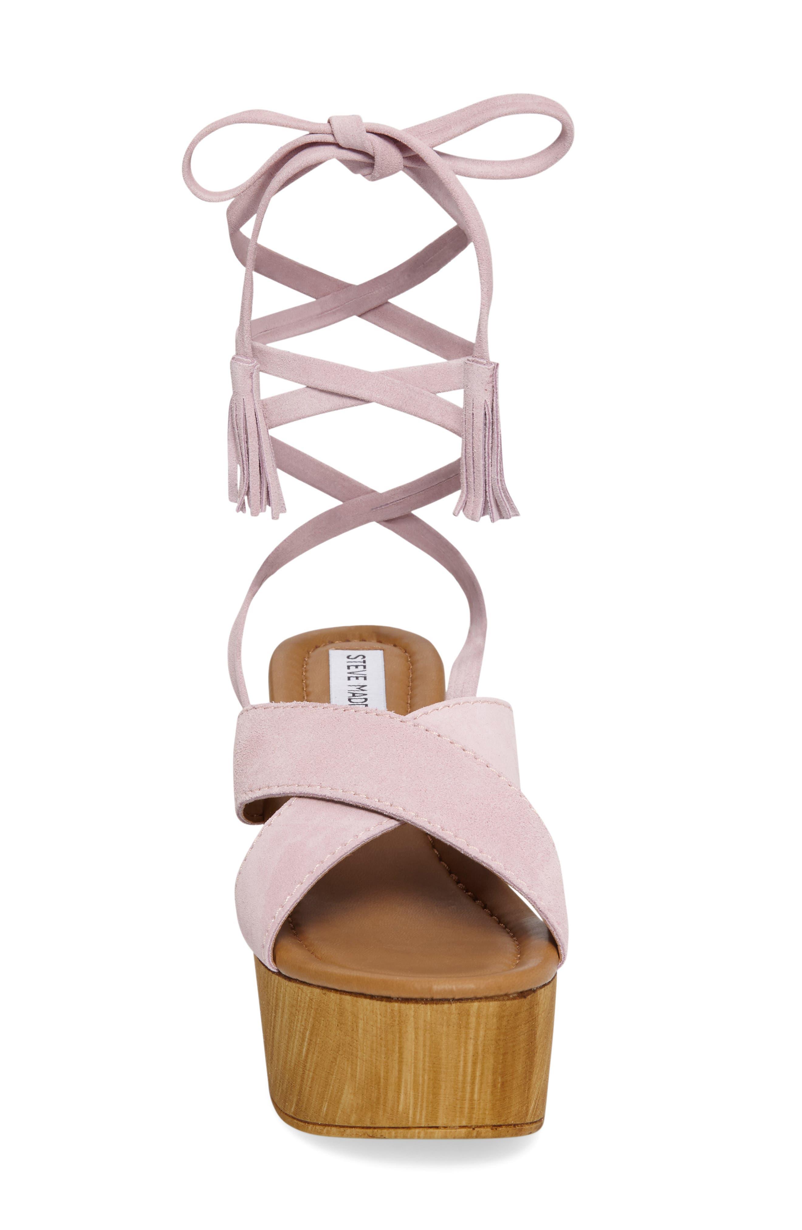Alternate Image 3  - Steve Madden Shella Platform Sandal (Women)