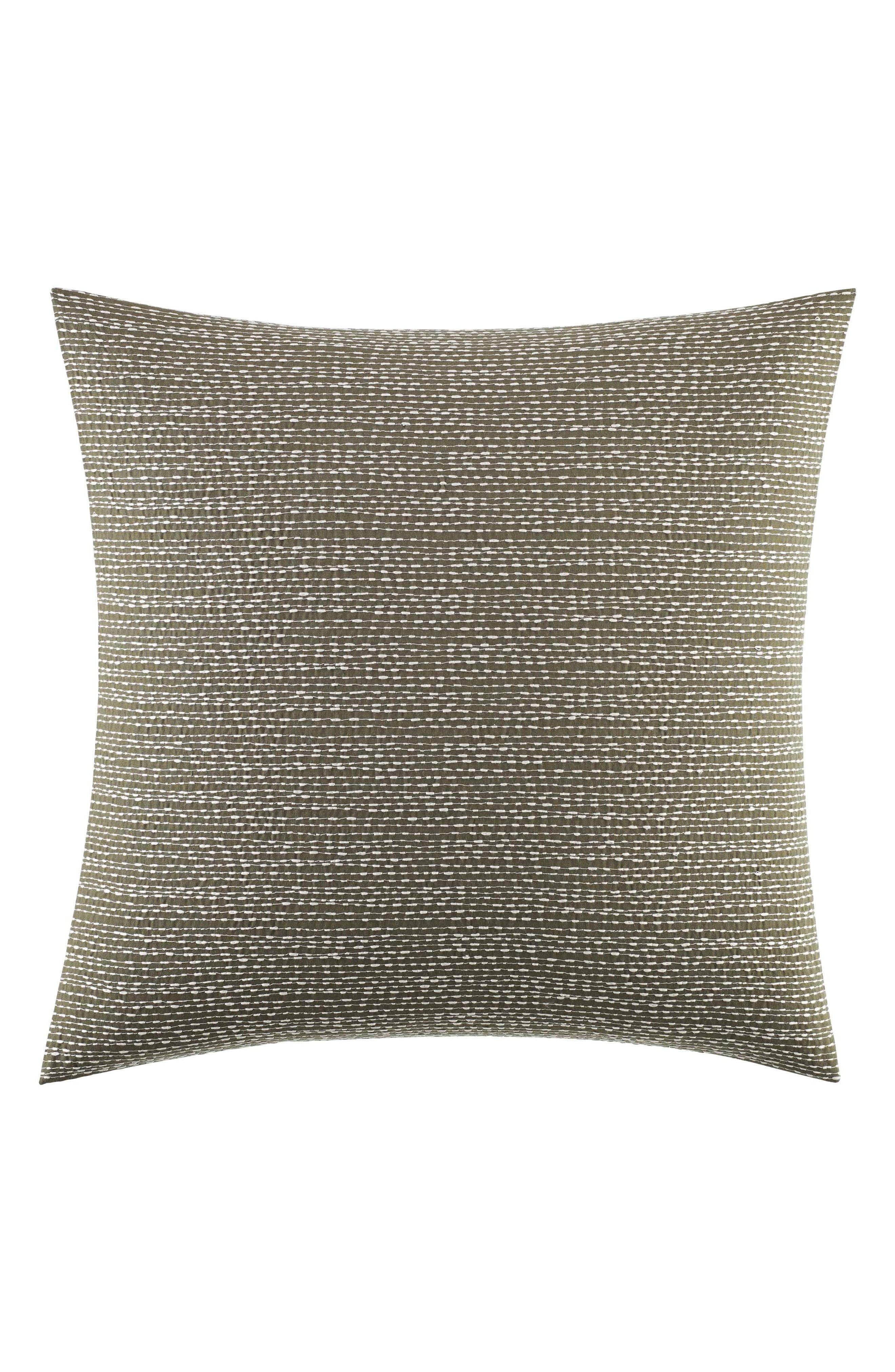 Dragonfly Accent Pillow,                         Main,                         color, Grass Green