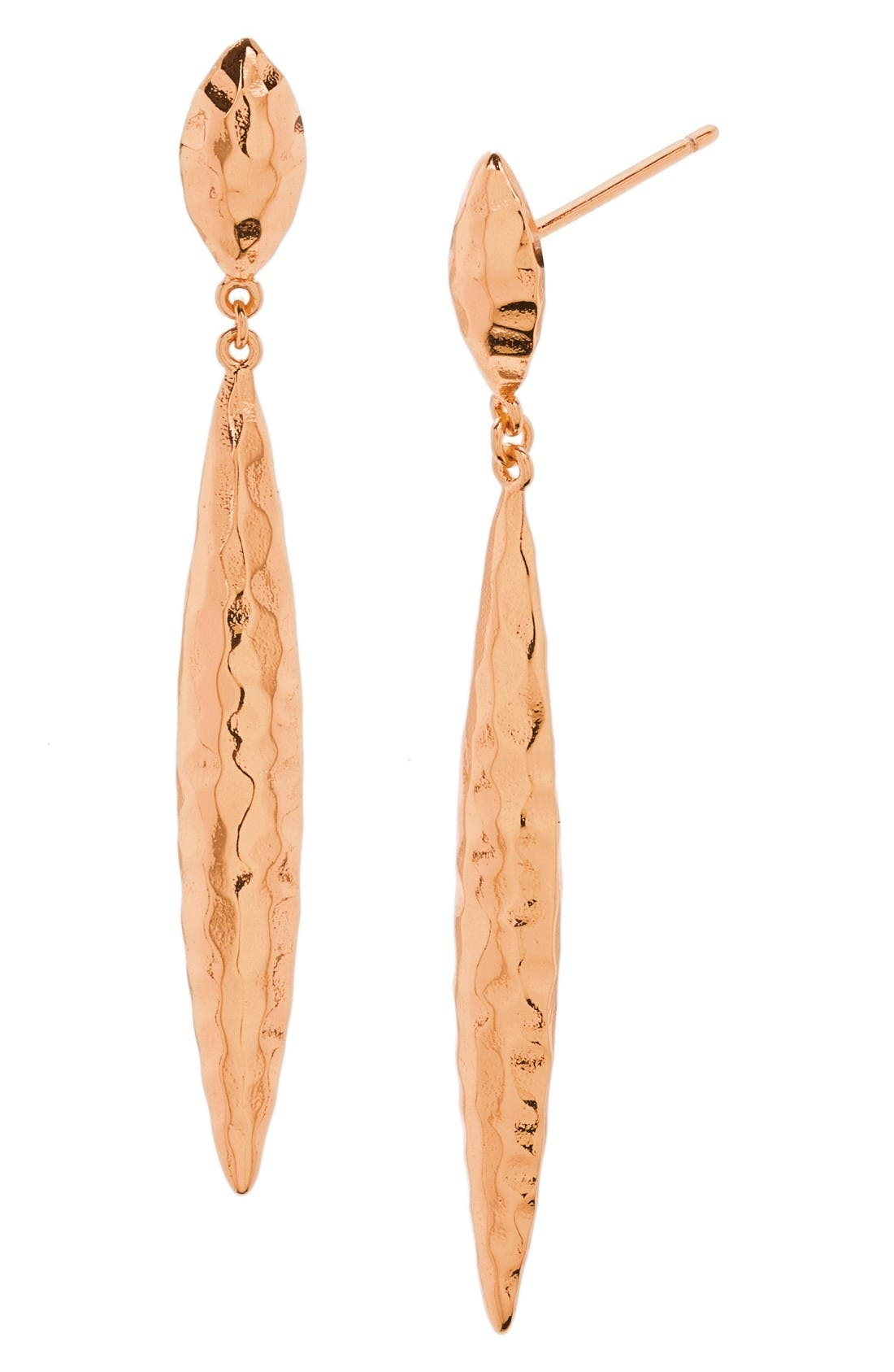 Main Image - gorjana Nora Drop Earrings