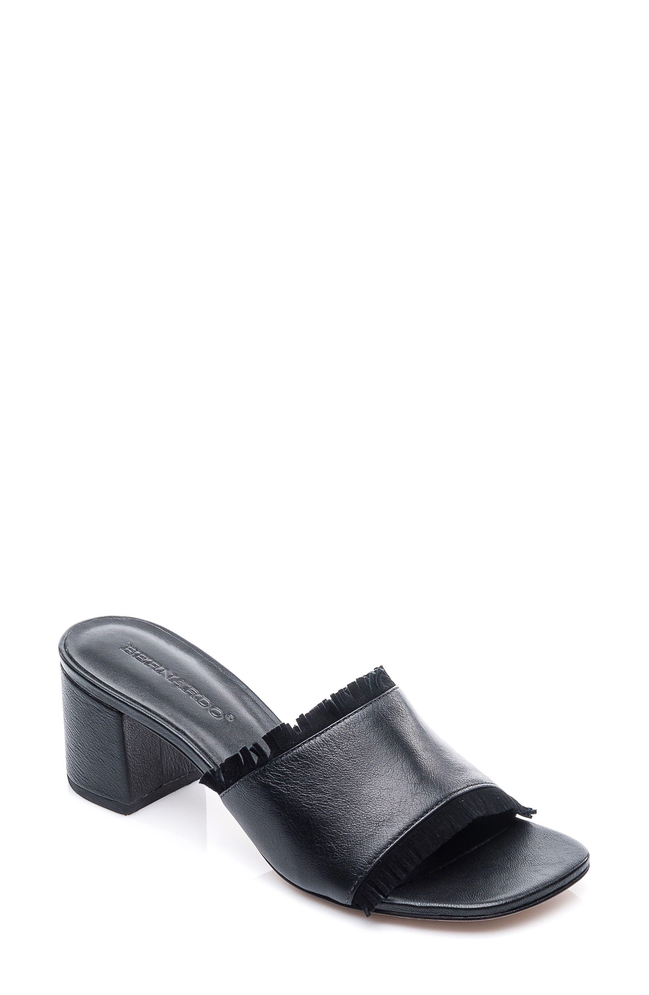Main Image - Bernardo Blossom Slide Sandal (Women)