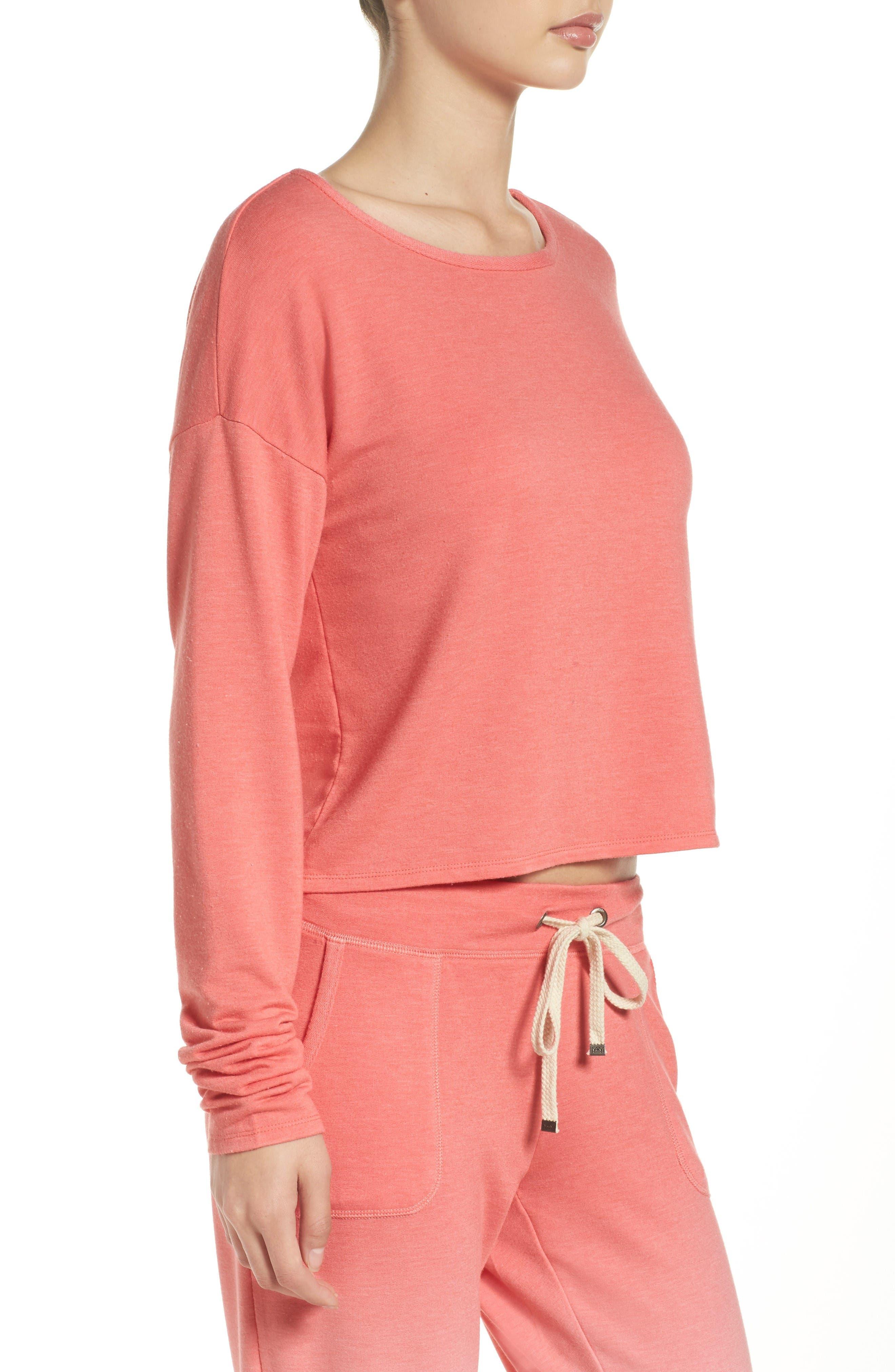 Alternate Image 3  - Make + Model Sunrise Sweatshirt