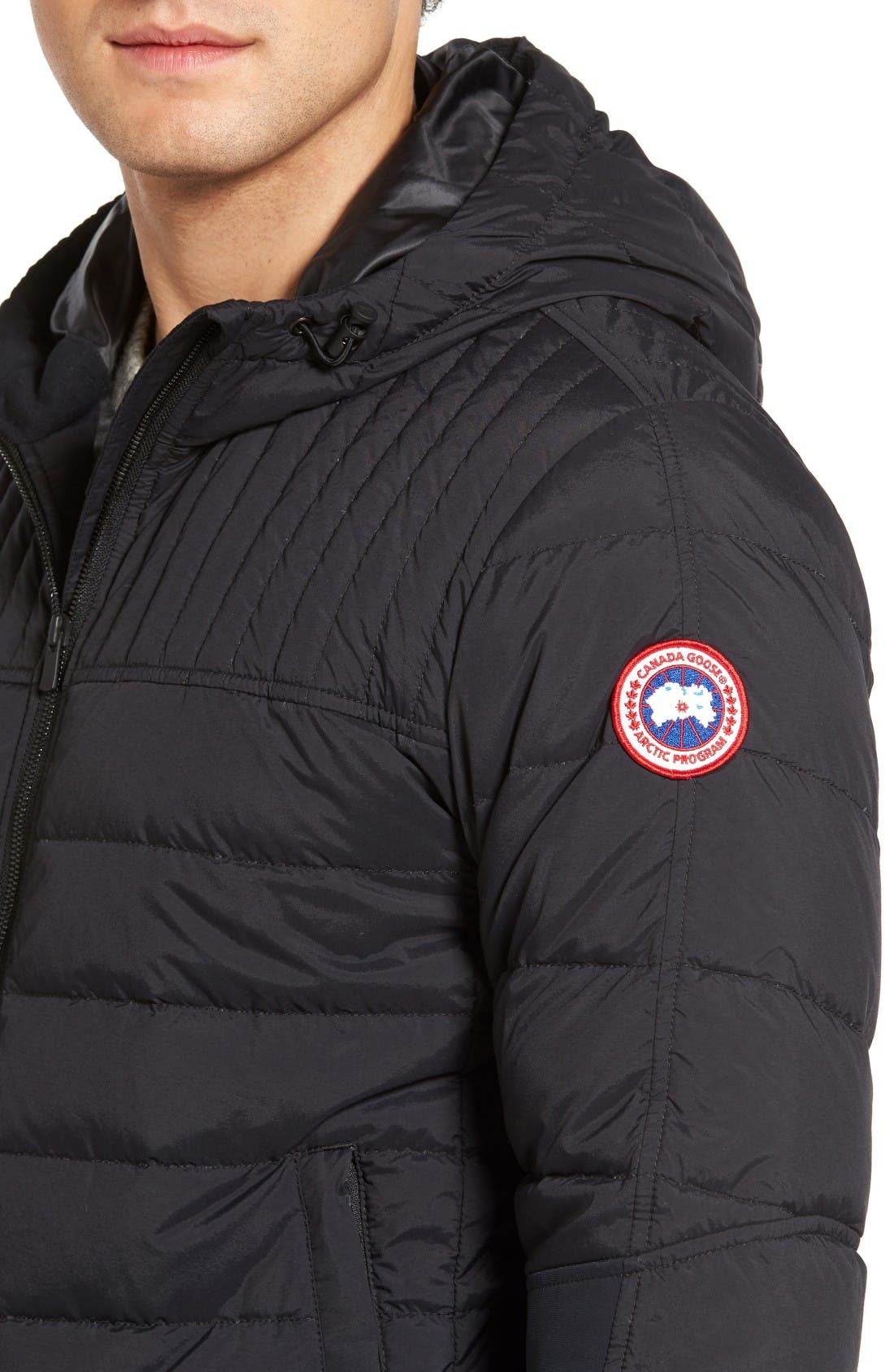 Alternate Image 4  - Canada Goose Cabri Hooded Down Jacket