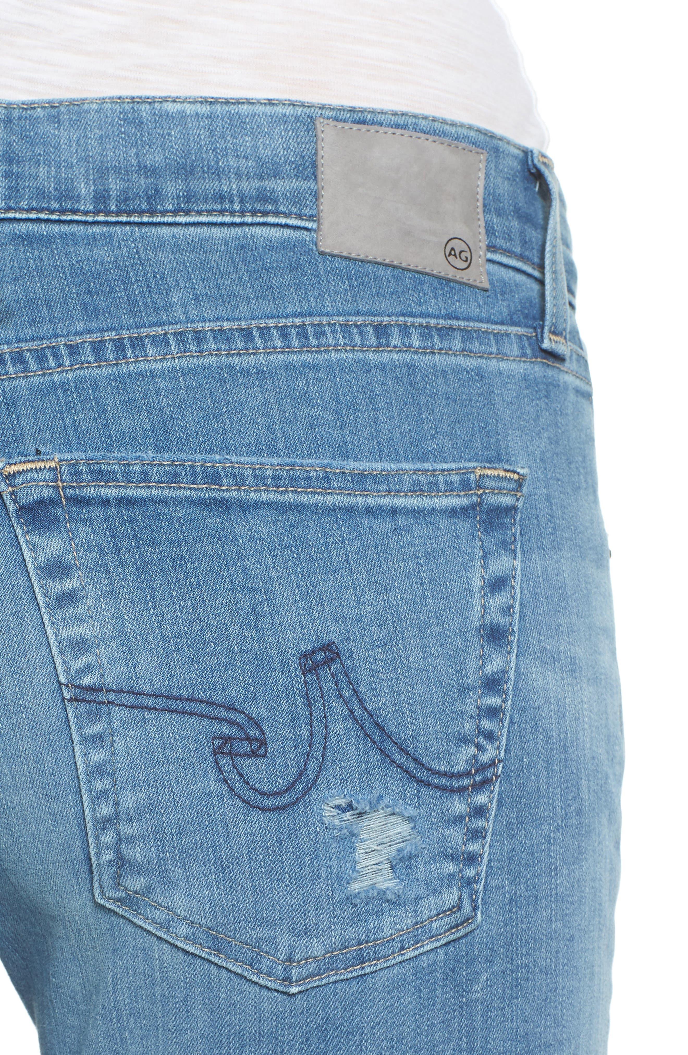 The Ex-Boyfriend Slim Jeans,                             Alternate thumbnail 4, color,                             16 Years Interlude