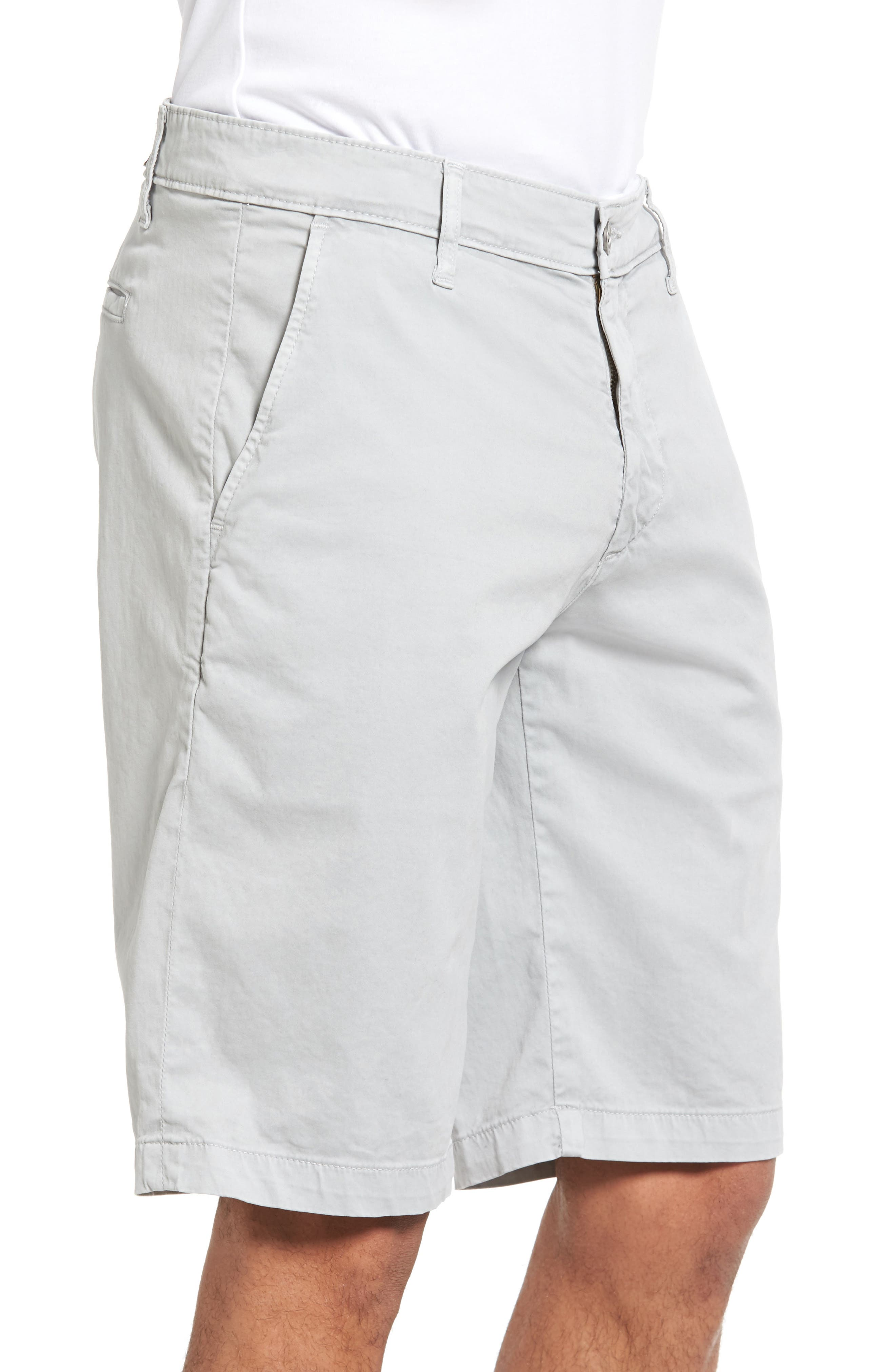 Alternate Image 4  - AG 'Griffin' Chino Shorts
