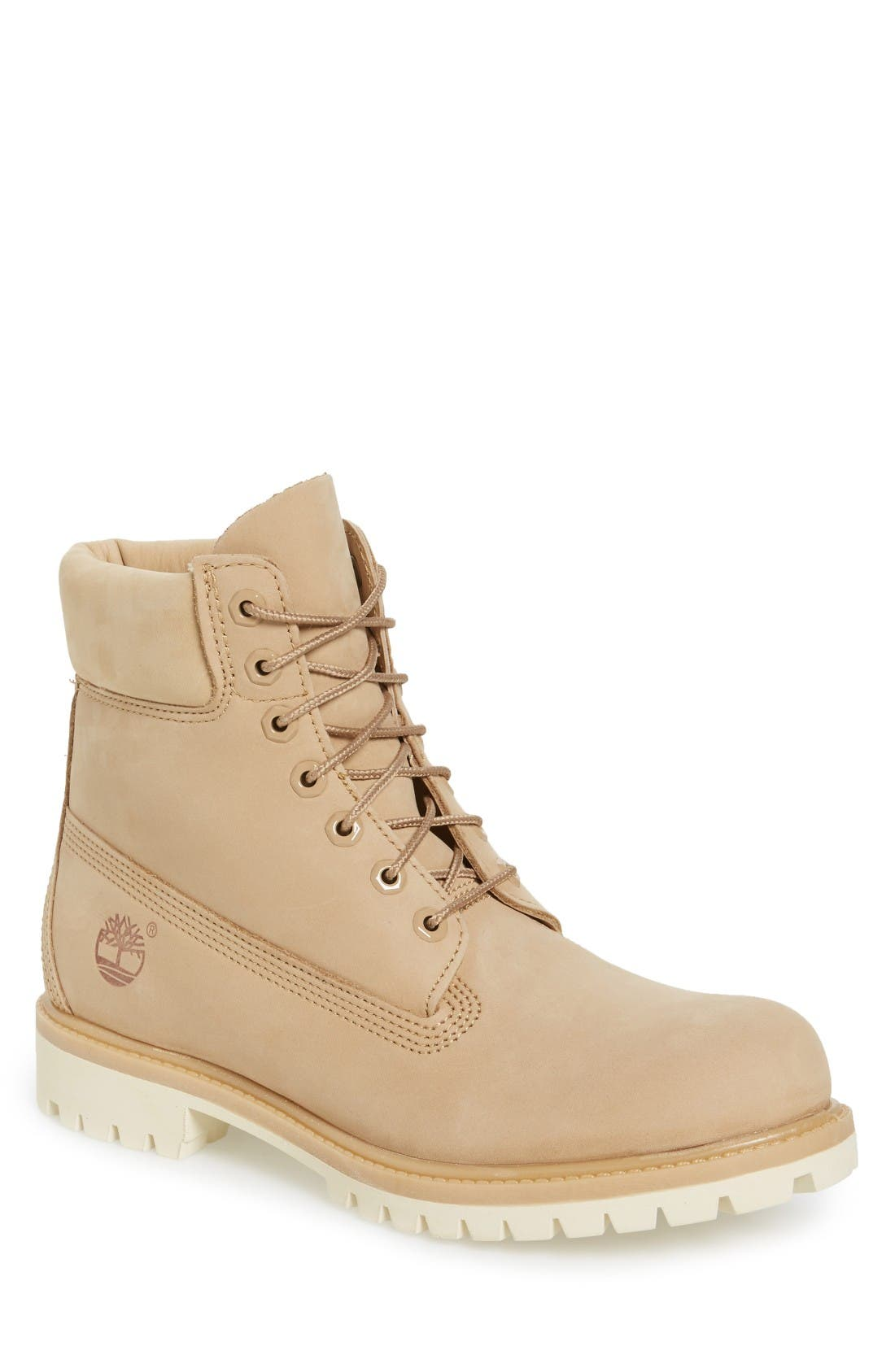 Alternate Image 1 Selected - Timberland 'Six Inch Classic Boots Series - Premium' Boot