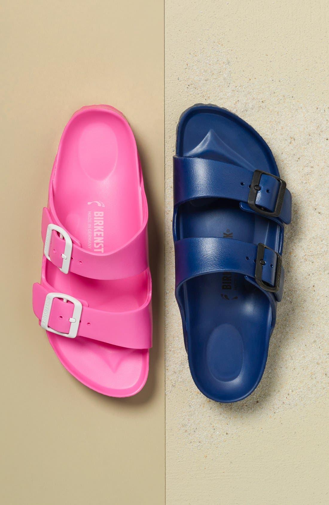 Essentials - Arizona Slide Sandal,                             Alternate thumbnail 10, color,
