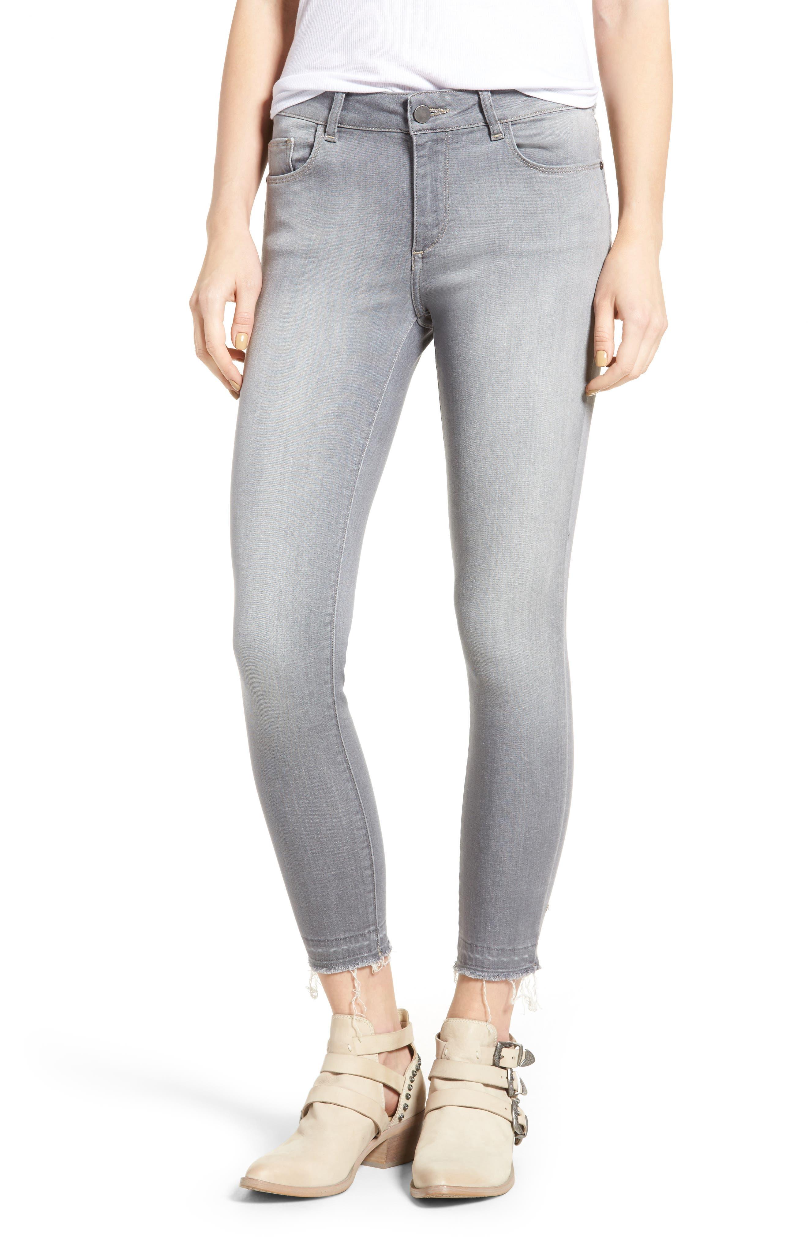 DL1961 Florence Instasculpt Crop Jeans (Cateye)