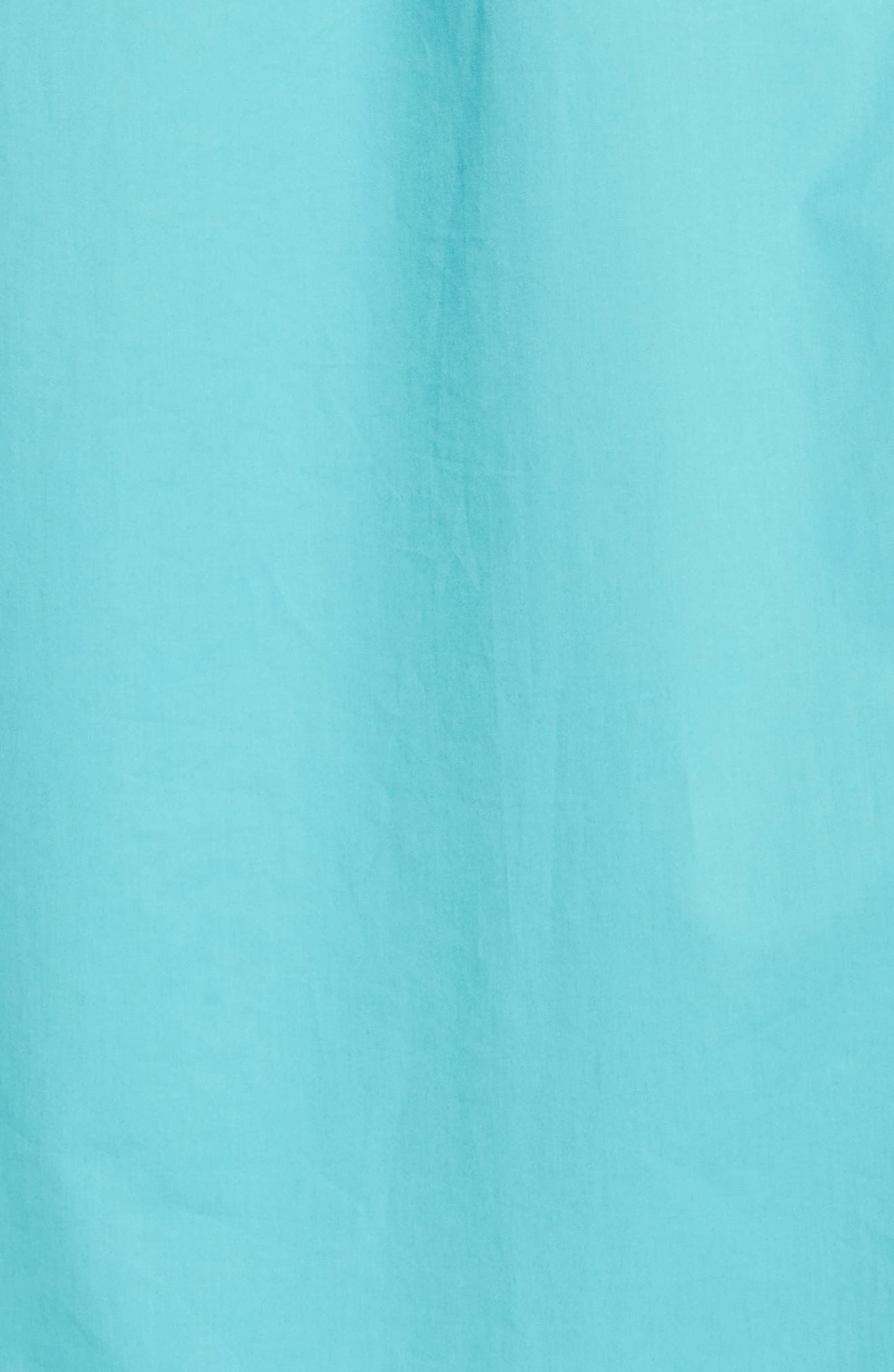 Alternate Image 5  - Tibi Cotton One-Shoulder Dress