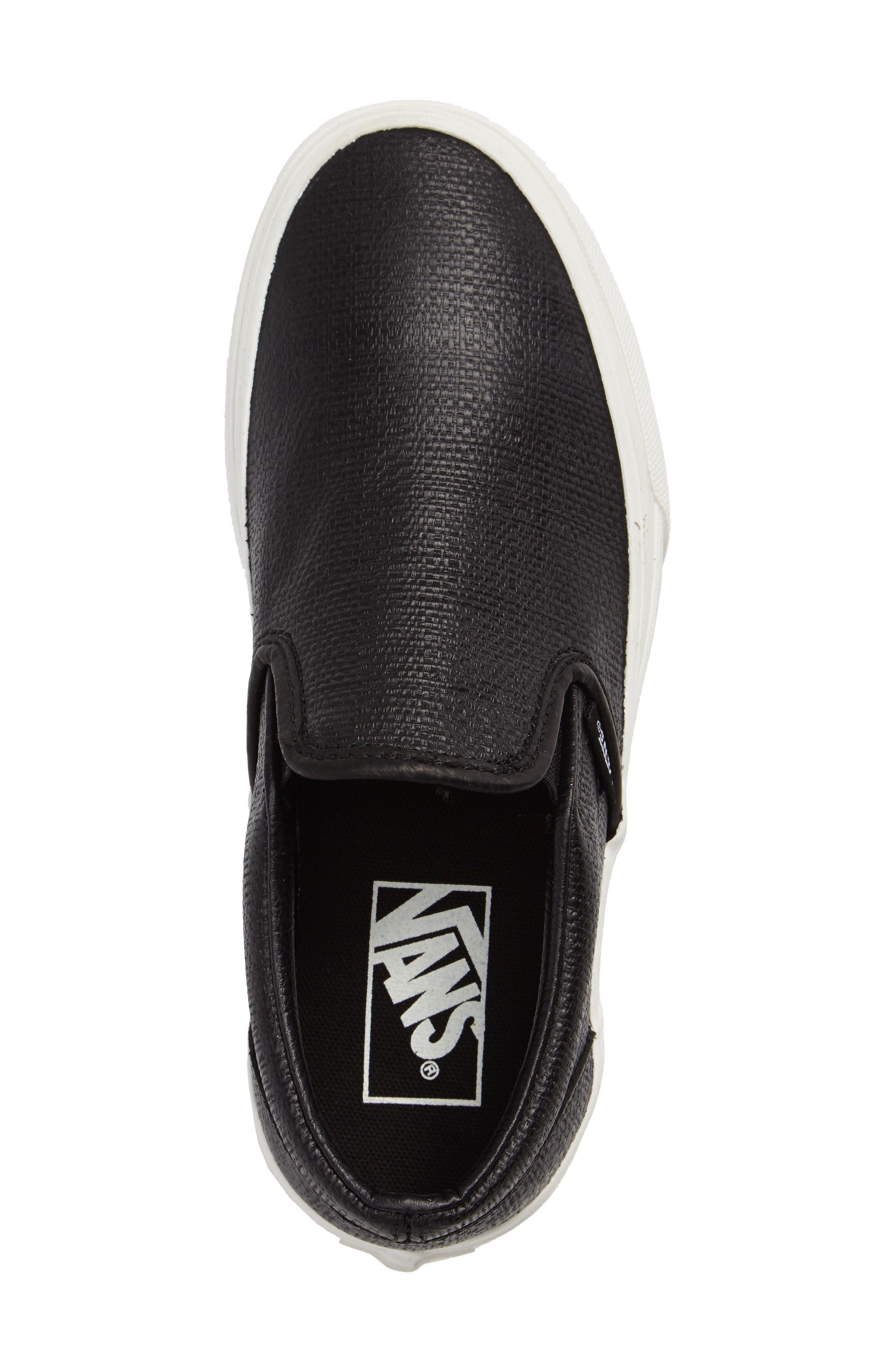 Alternate Image 3  - Vans Glacie Textured Sneaker (Women)