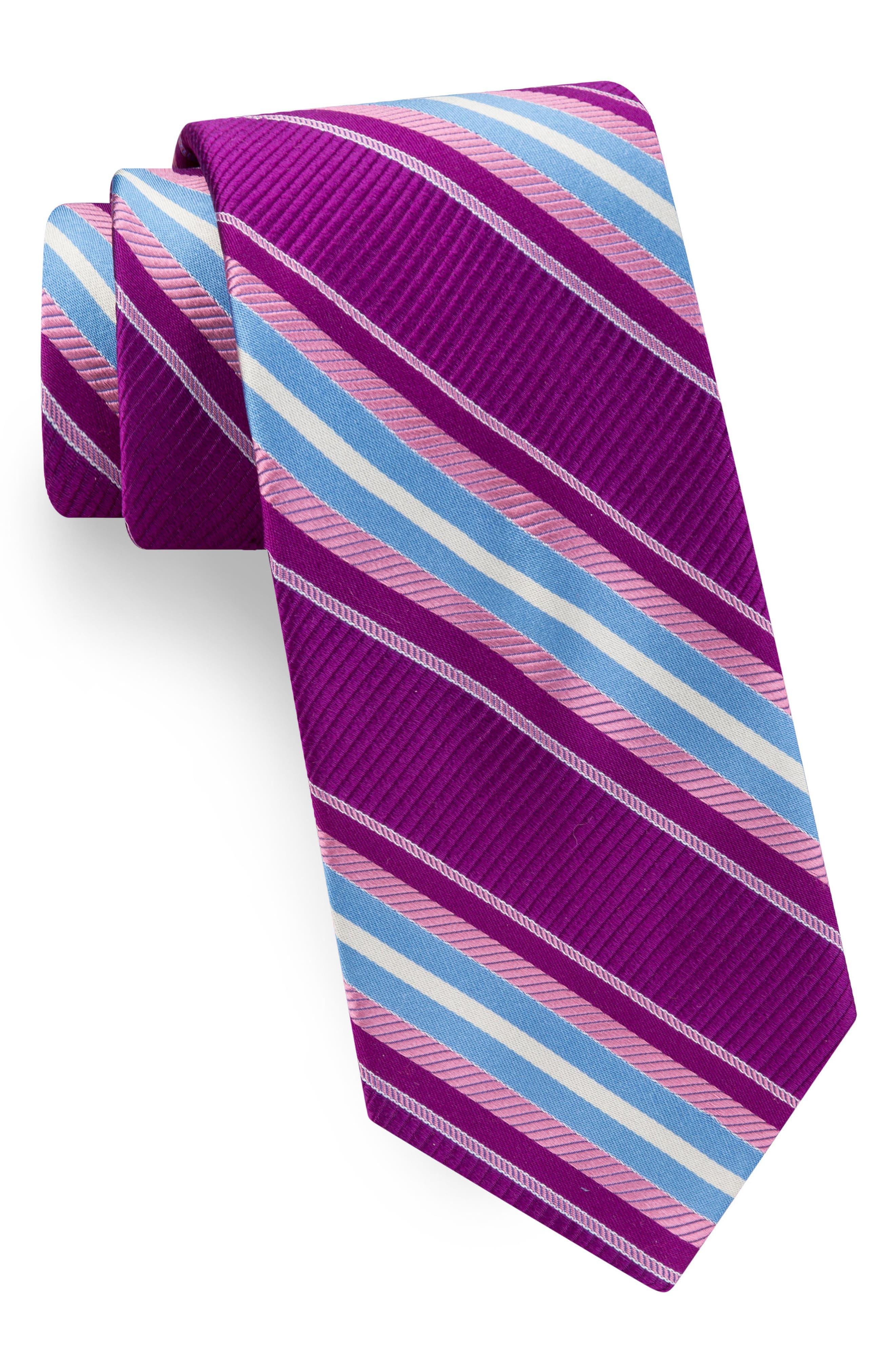Ted Baker London Vero Beach Stripe Silk Tie