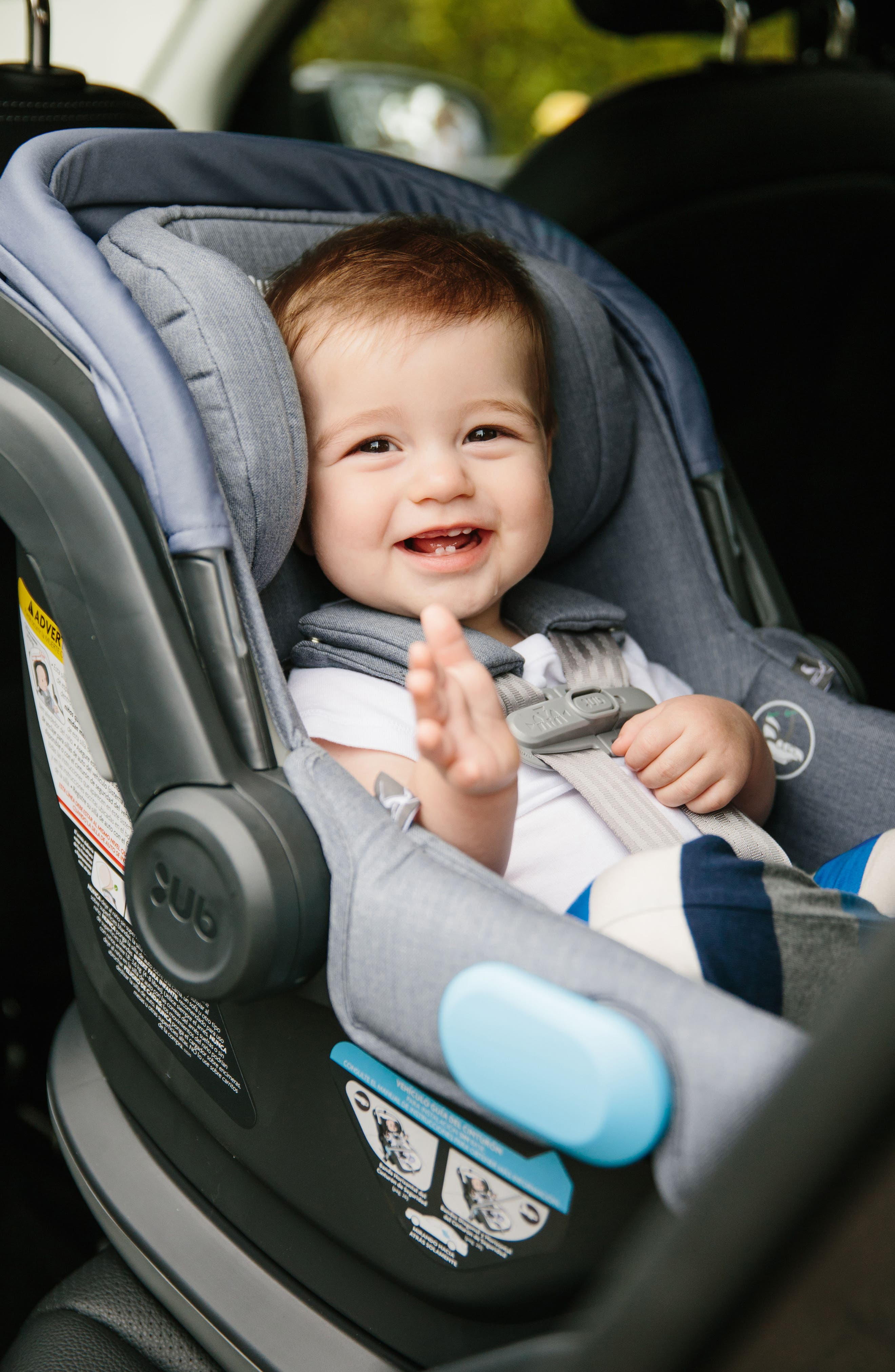 Alternate Image 6  - UPPAbaby MESA - Henry Special Edition Car Seat