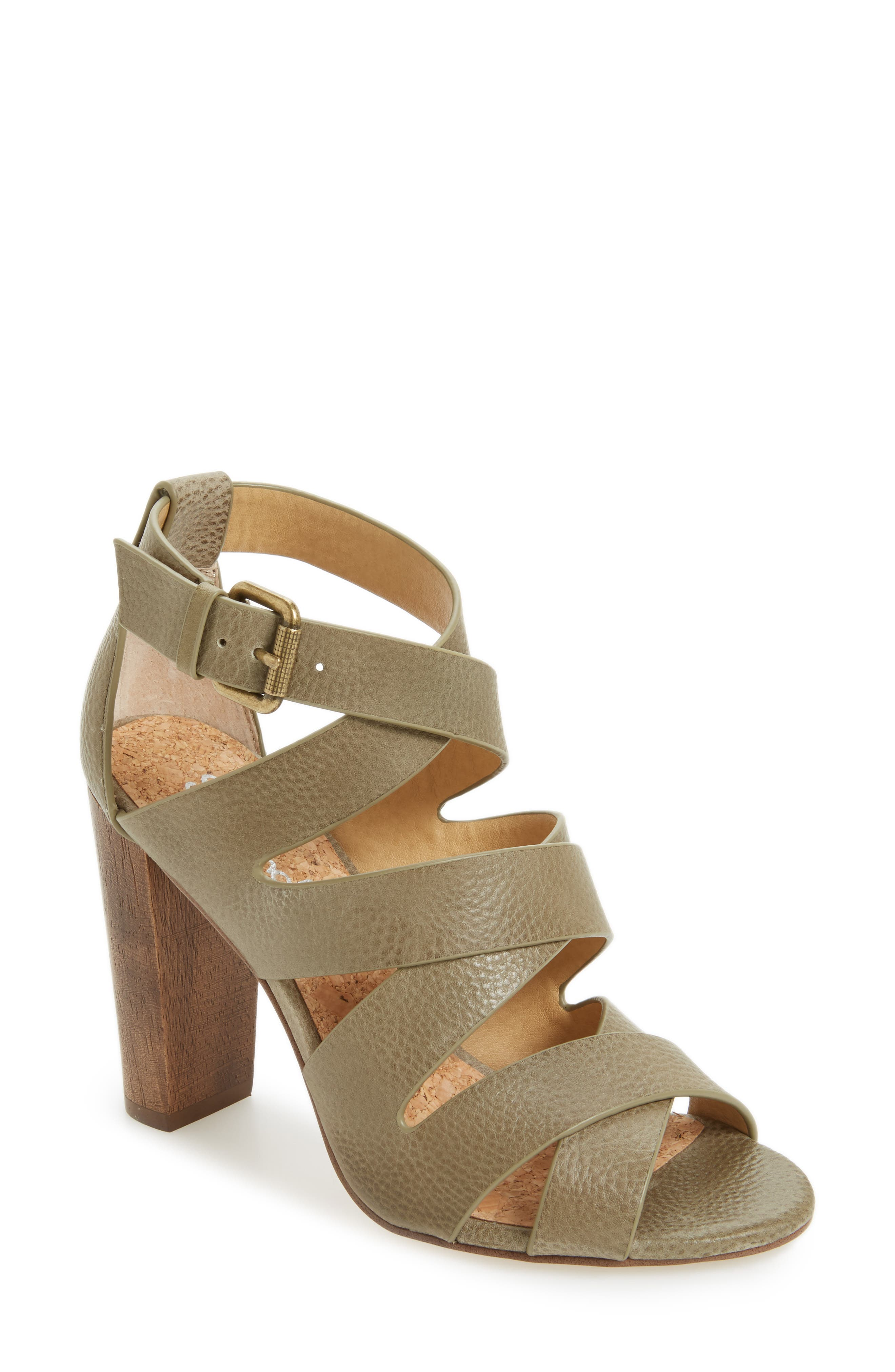 Splendid Jimmy Block Heel Sandal (Women)