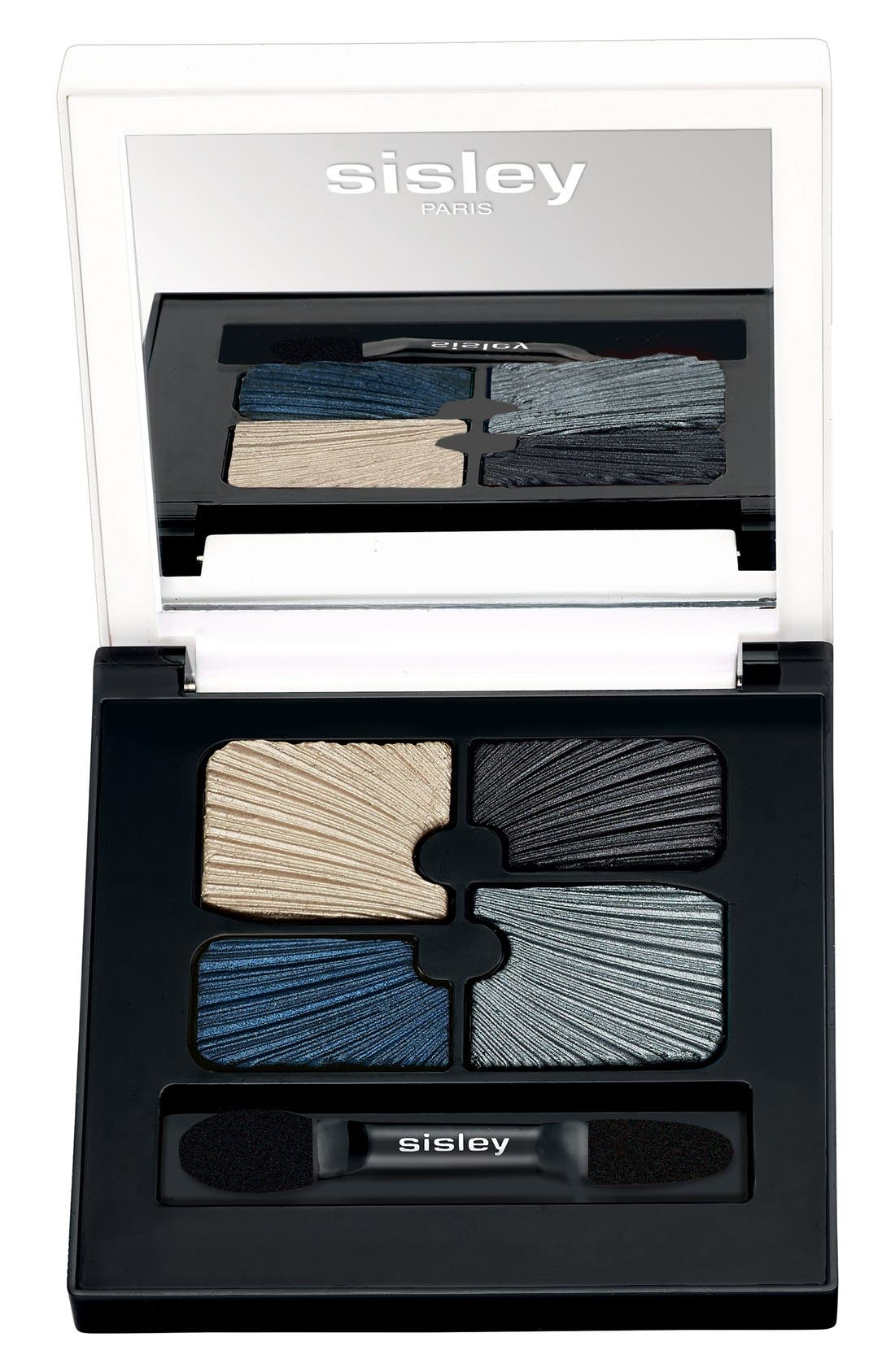 Sisley Paris Phyto 4 Ombrés Eyeshadow Quartet