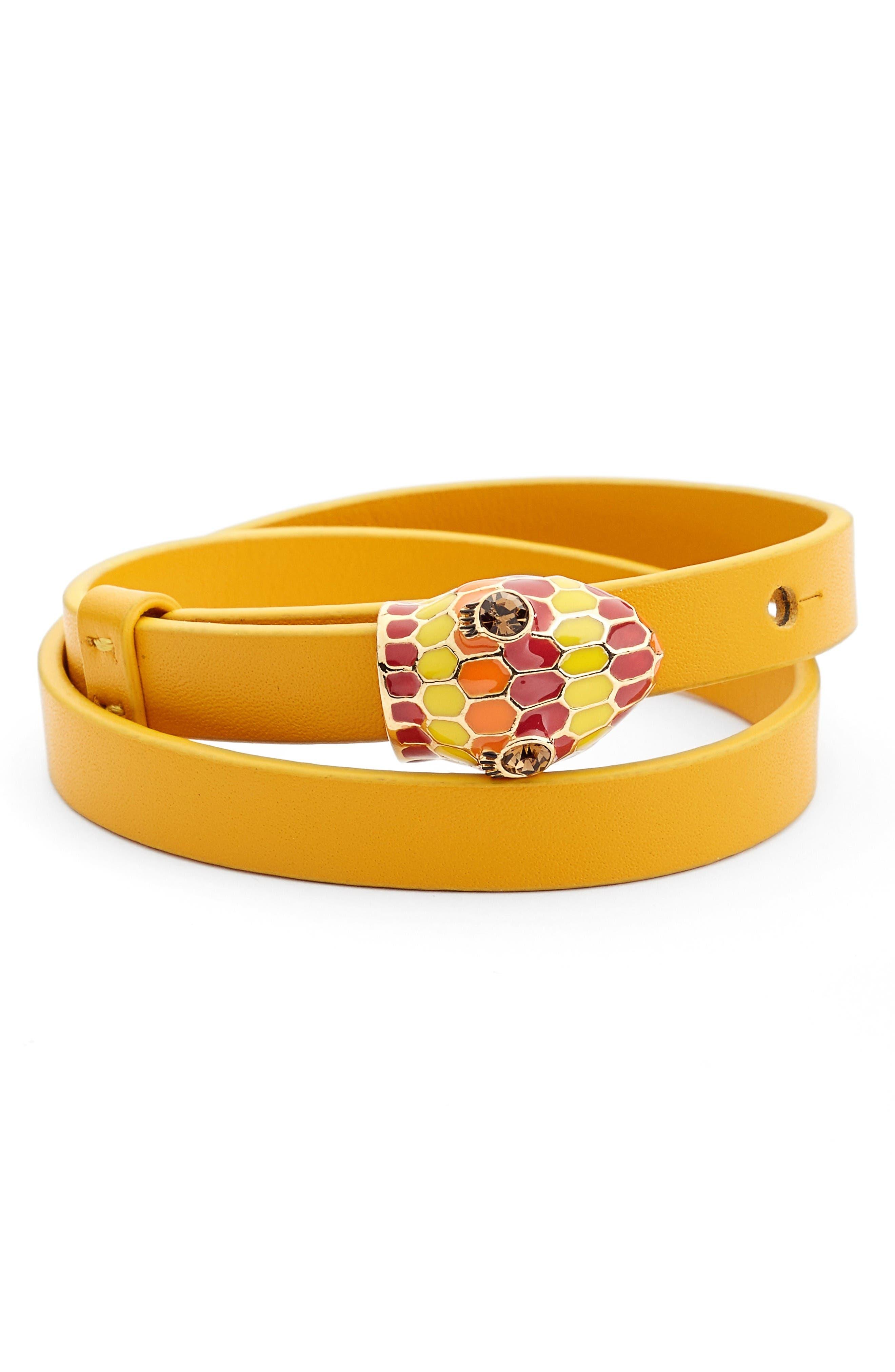 Main Image - kate spade new york spice things up wrap bracelet