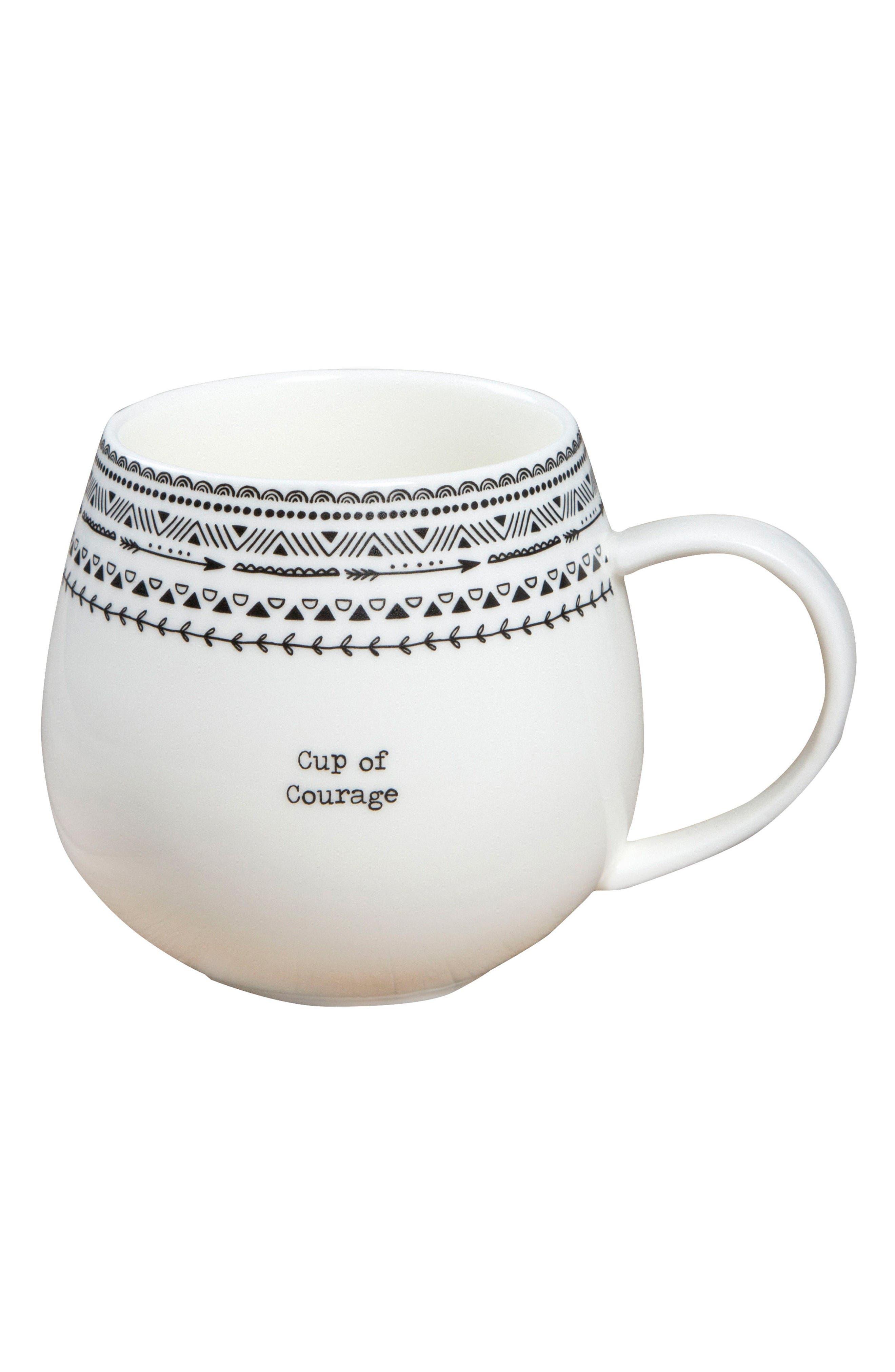 Alternate Image 1 Selected - Natural Life 'Cup Of' Ceramic Mug