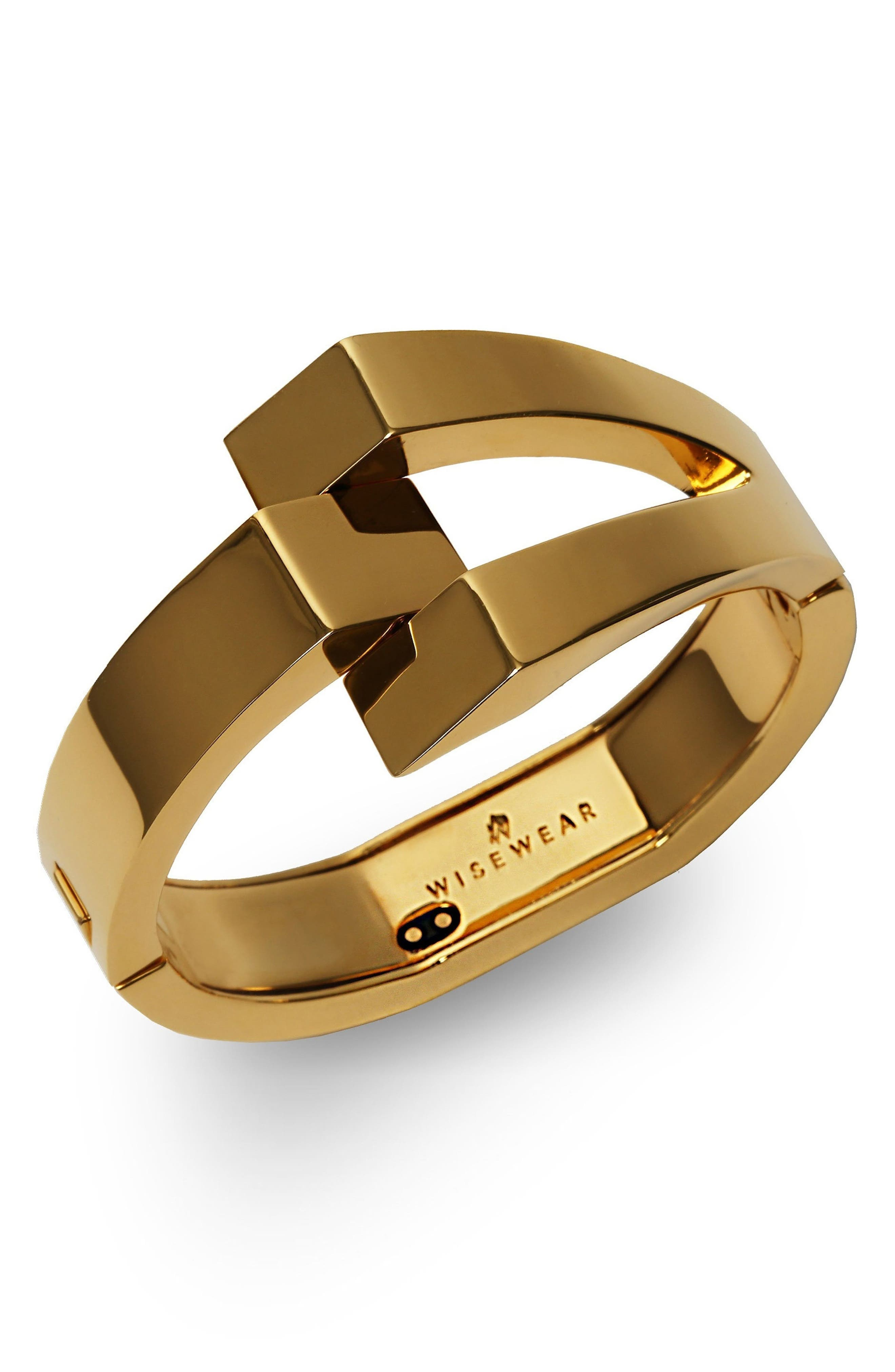 Alternate Image 1 Selected - WiseWear Calder Activity Tracker Bangle