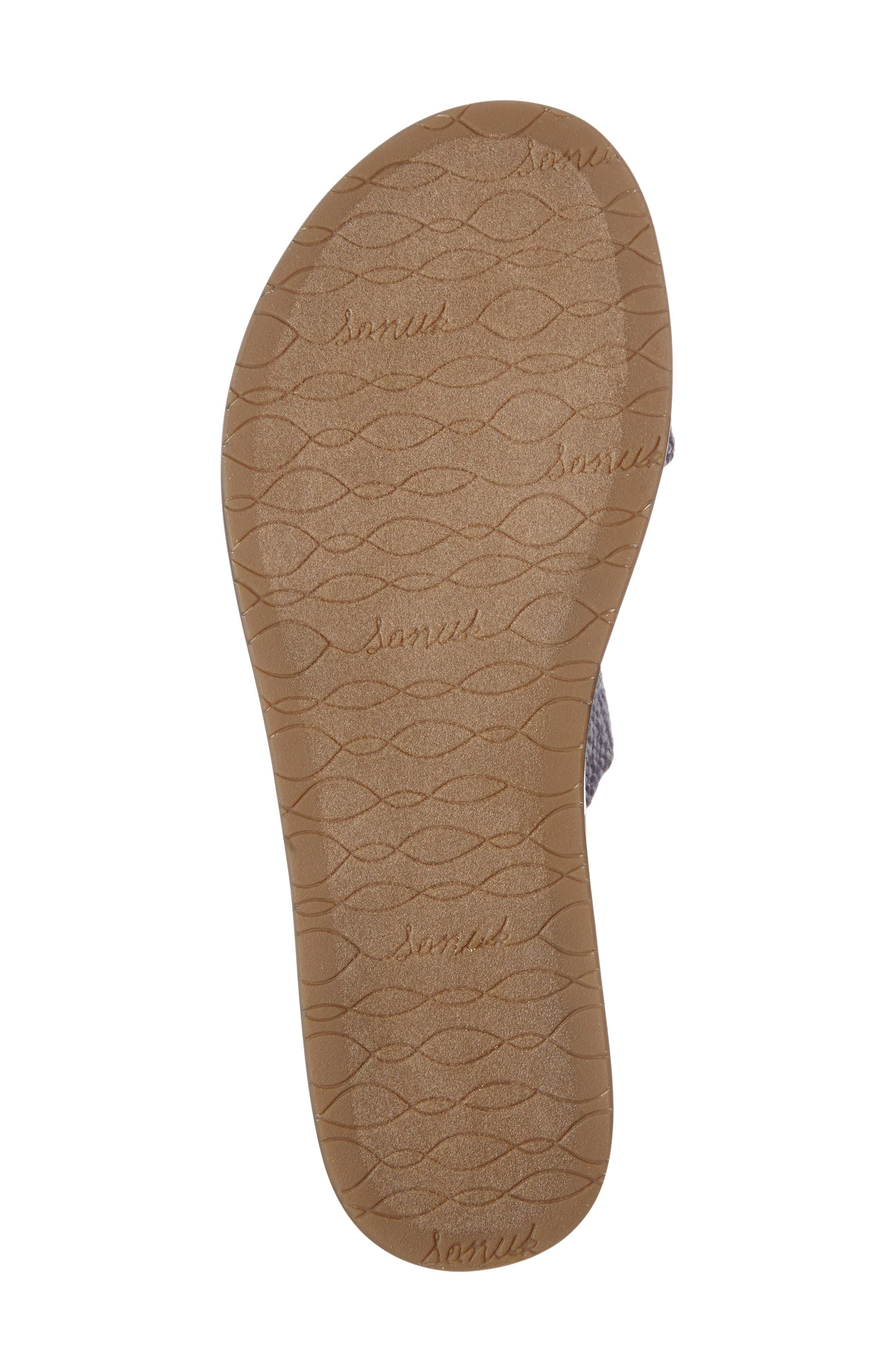 Alternate Image 4  - Sanuk Yoga Gora Gora Slide Sandal (Women)
