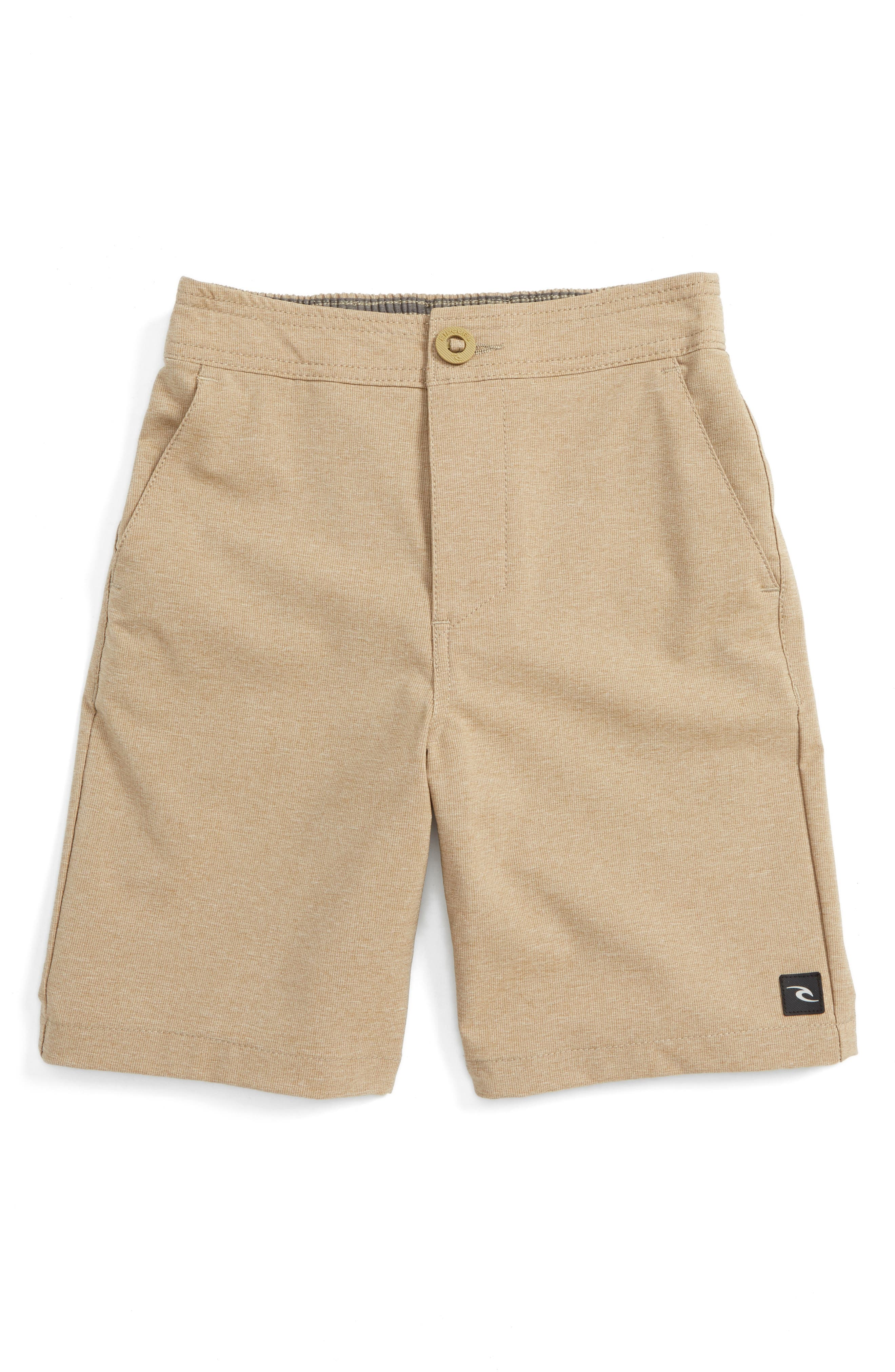 Rip Curl Omaha Hybrid Board Shorts (Toddler Boys & Little Boys)
