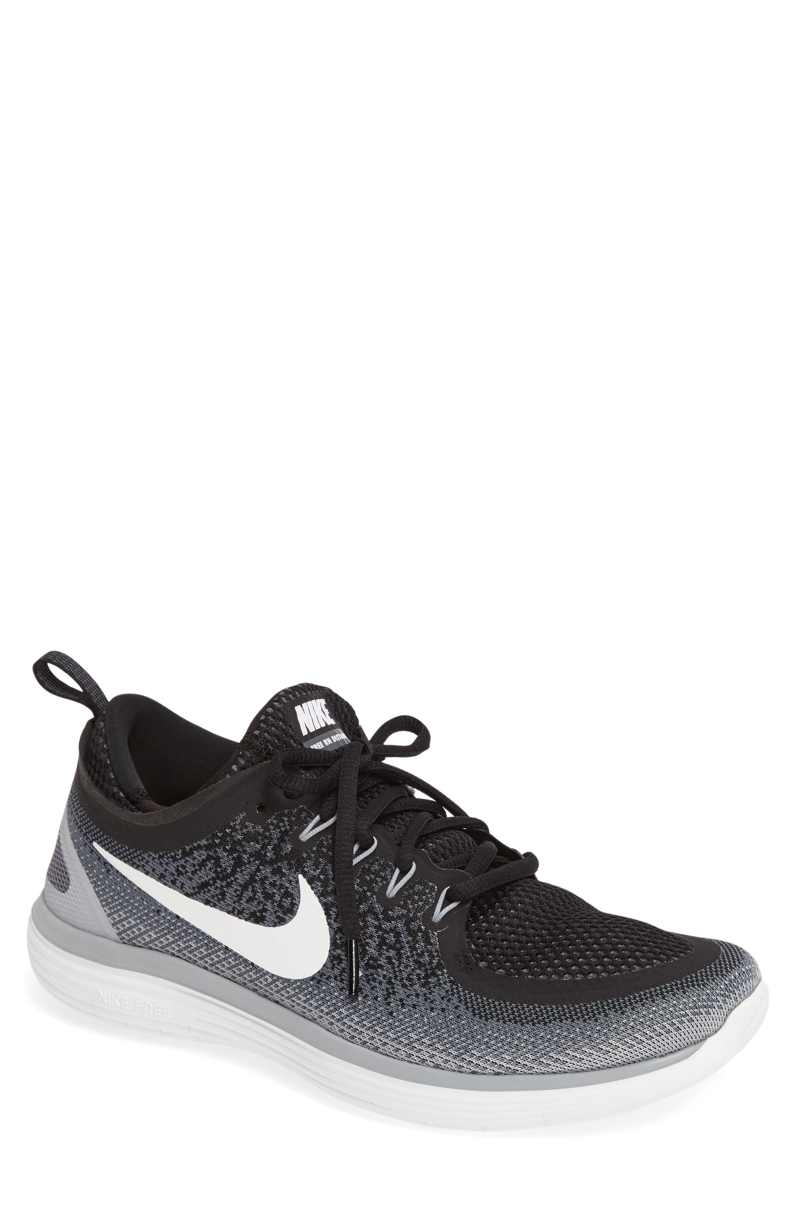 Alternate Image 1 Selected - Nike Free RN Distance 2 Running Shoe (Men)
