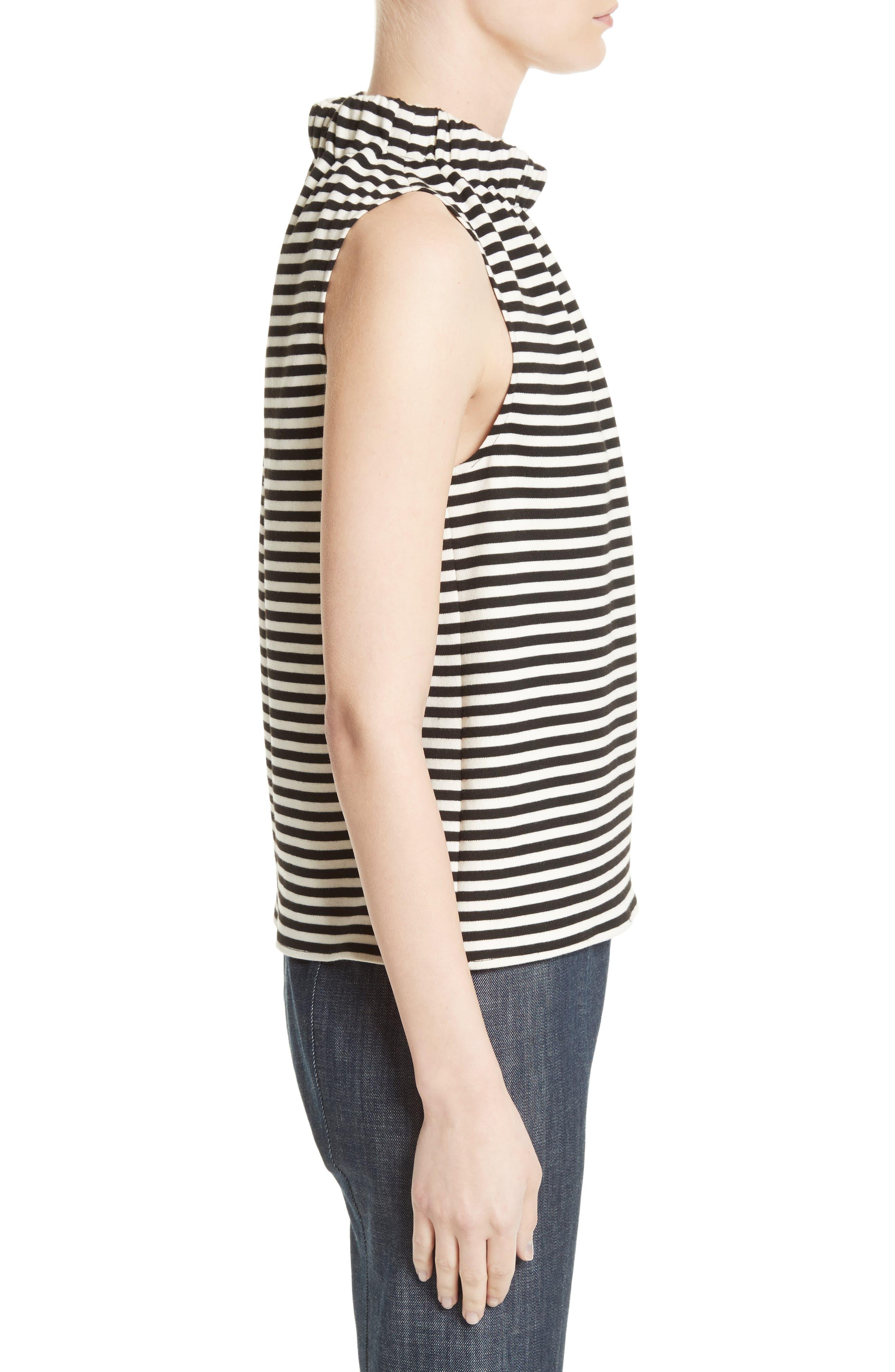 Alternate Image 3  - Tibi Ren Stripe Top