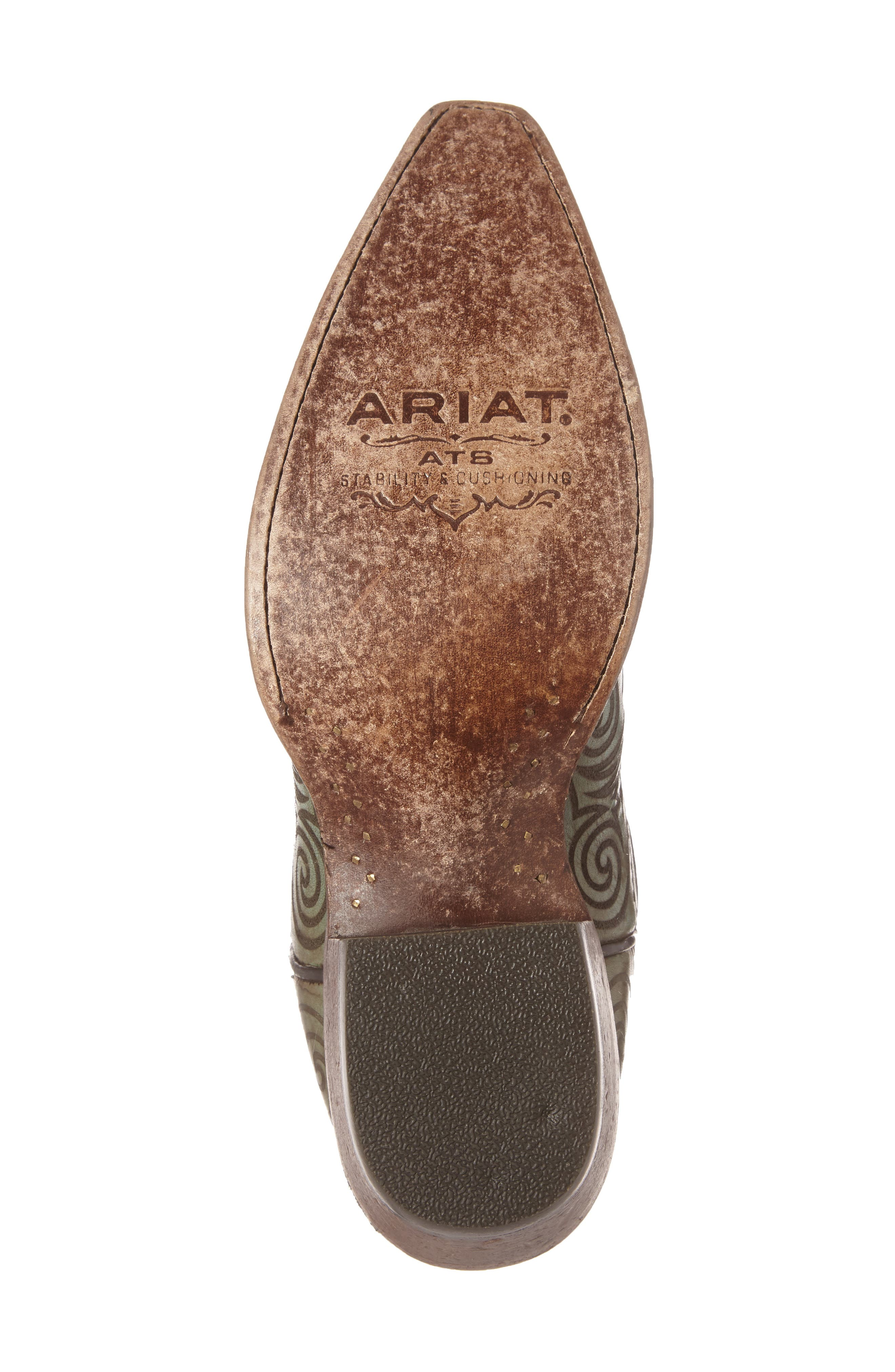 Alternate Image 4  - Ariat Sterling Western Boot (Women)