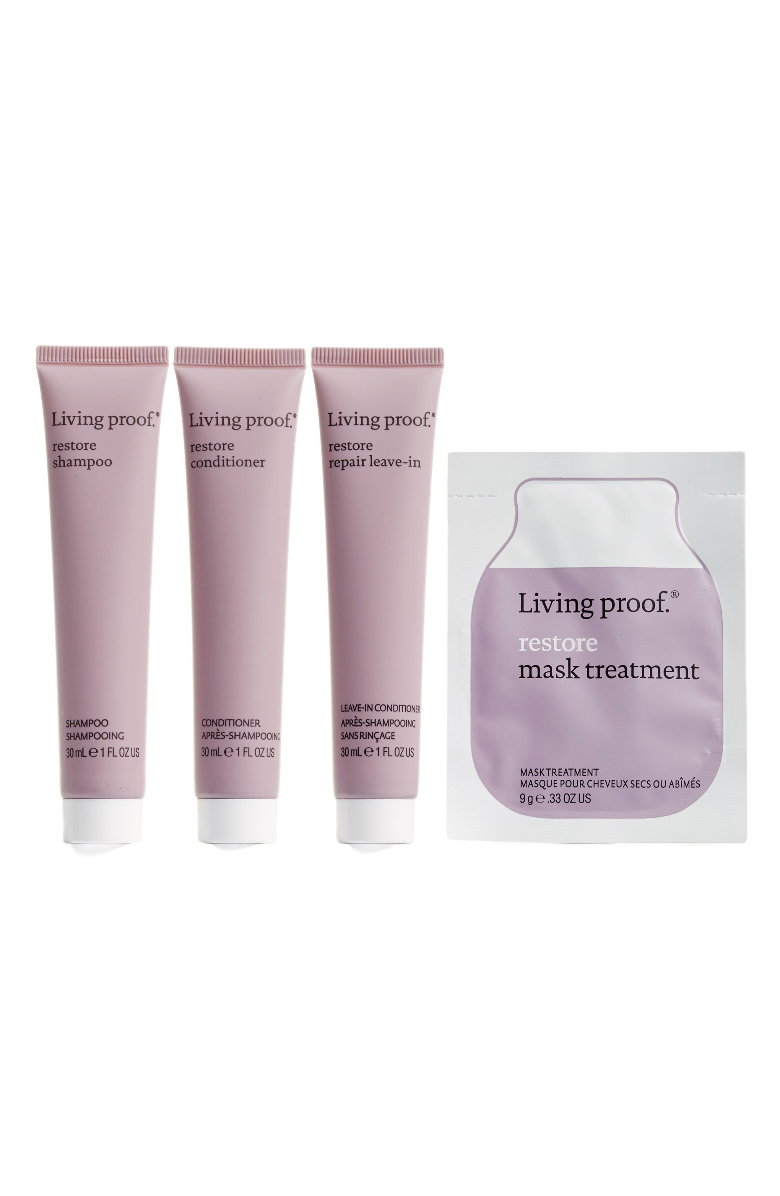 Living proof® Restore Trio (Limited Edition) ($23 Value)