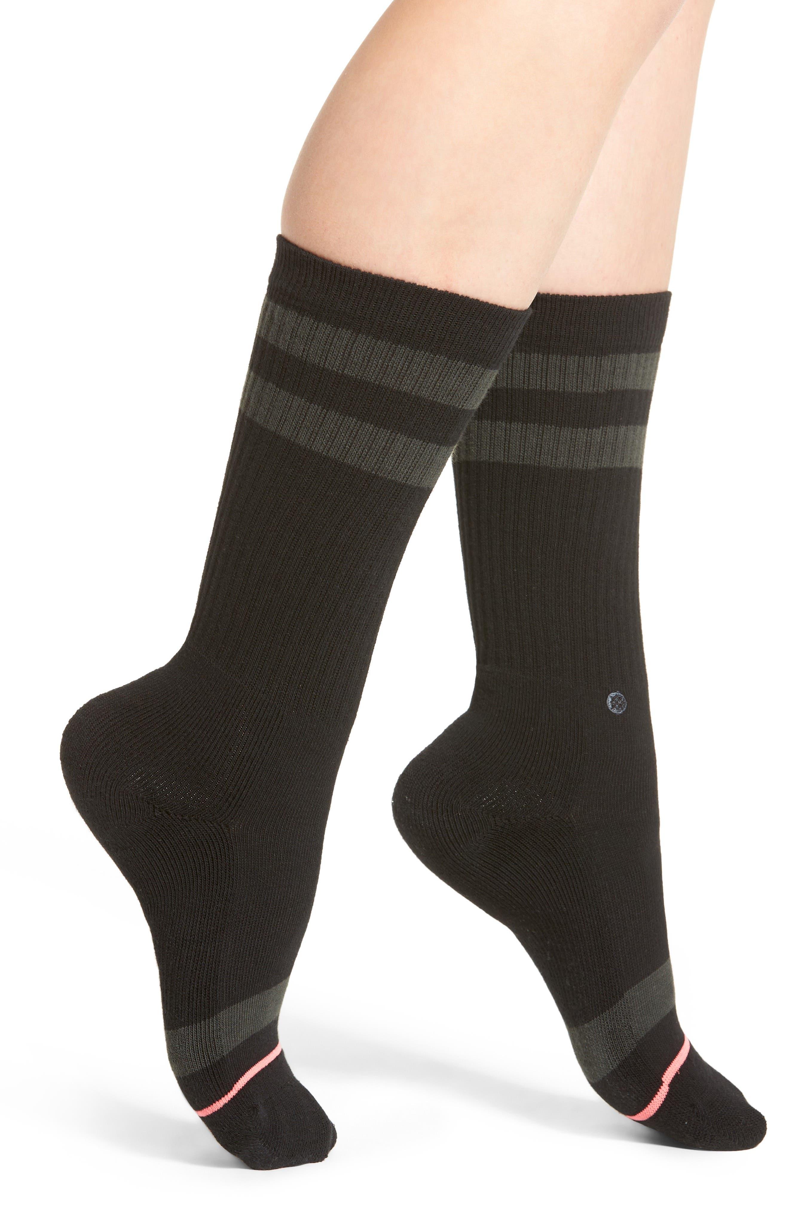 mens hidden socks crew comforter black lost premium creek comfort balega smartwool