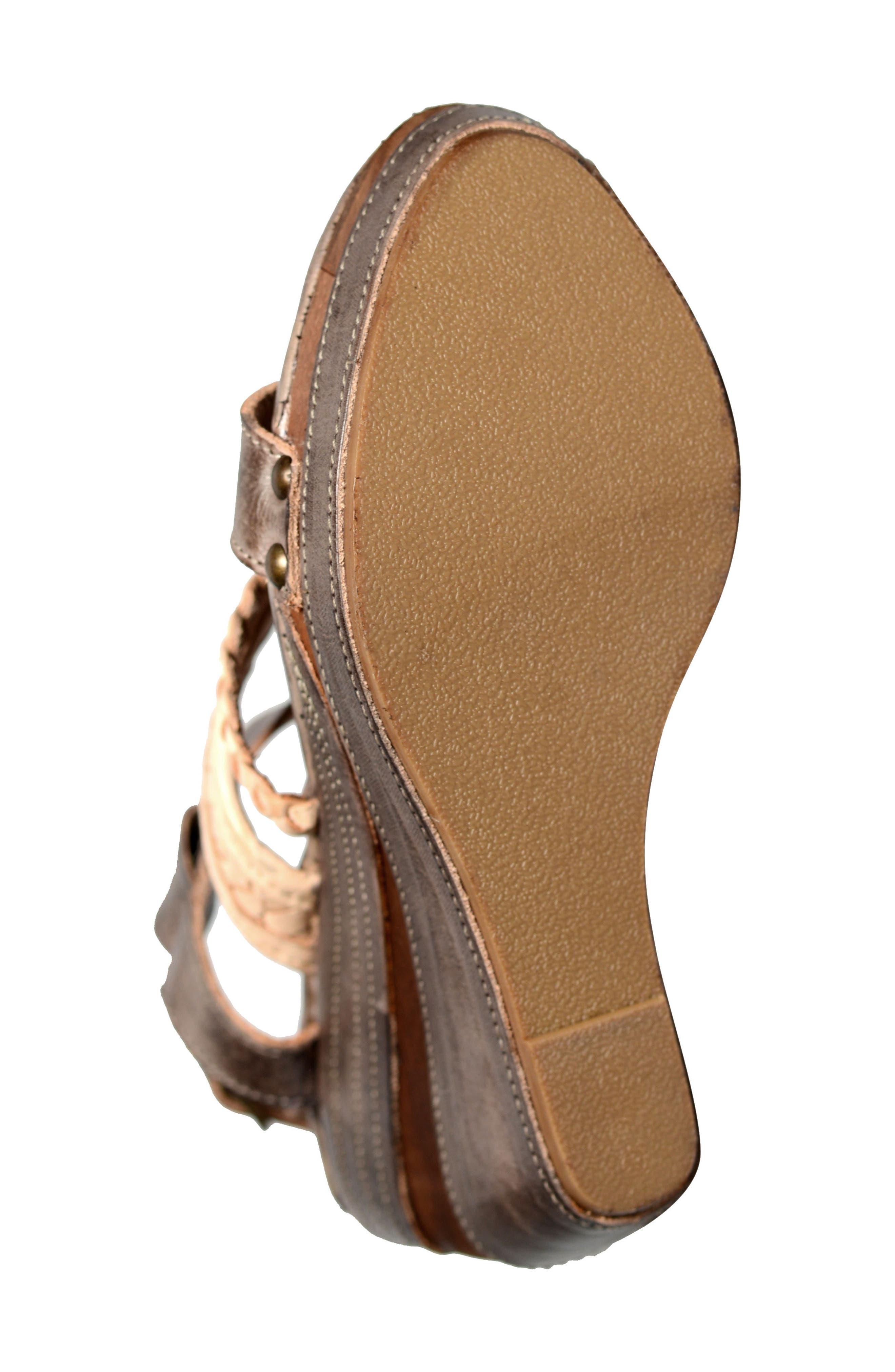 Alternate Image 4  - Bed Stu Jaslyn Strappy Platform Sandal (Women)