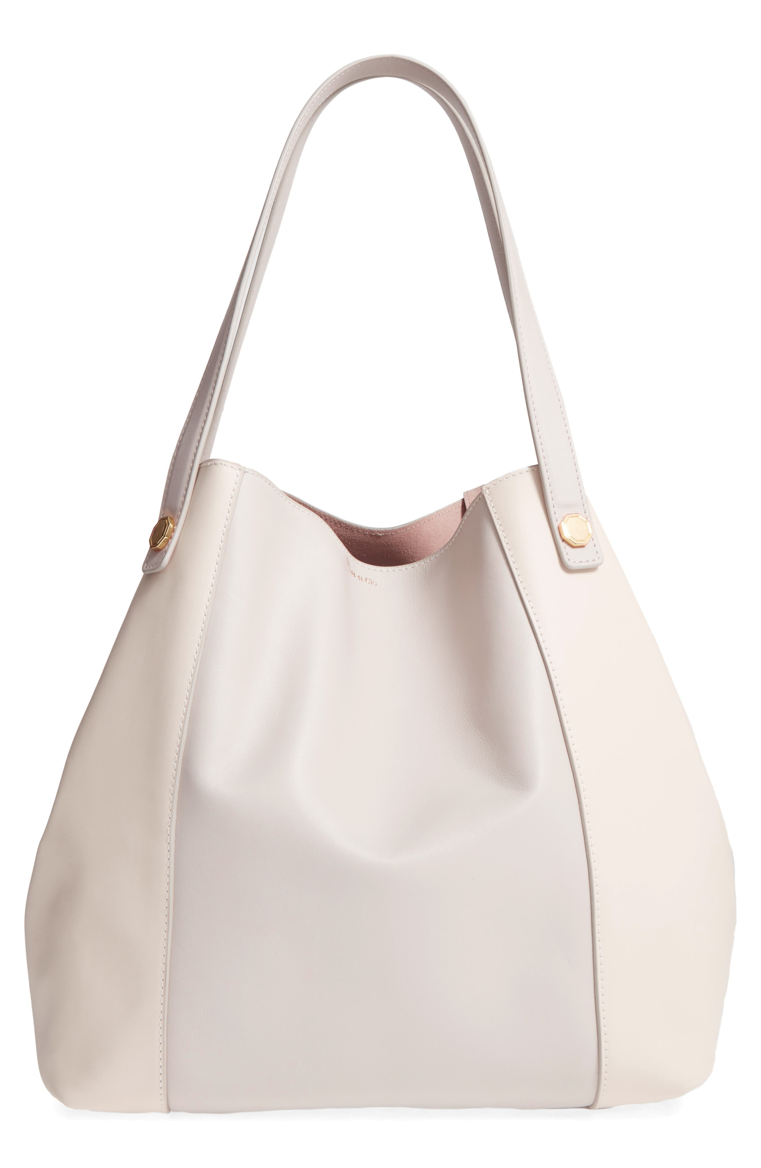 Alternate Image 1 Selected - Louise et Cie Maree Leather Tote