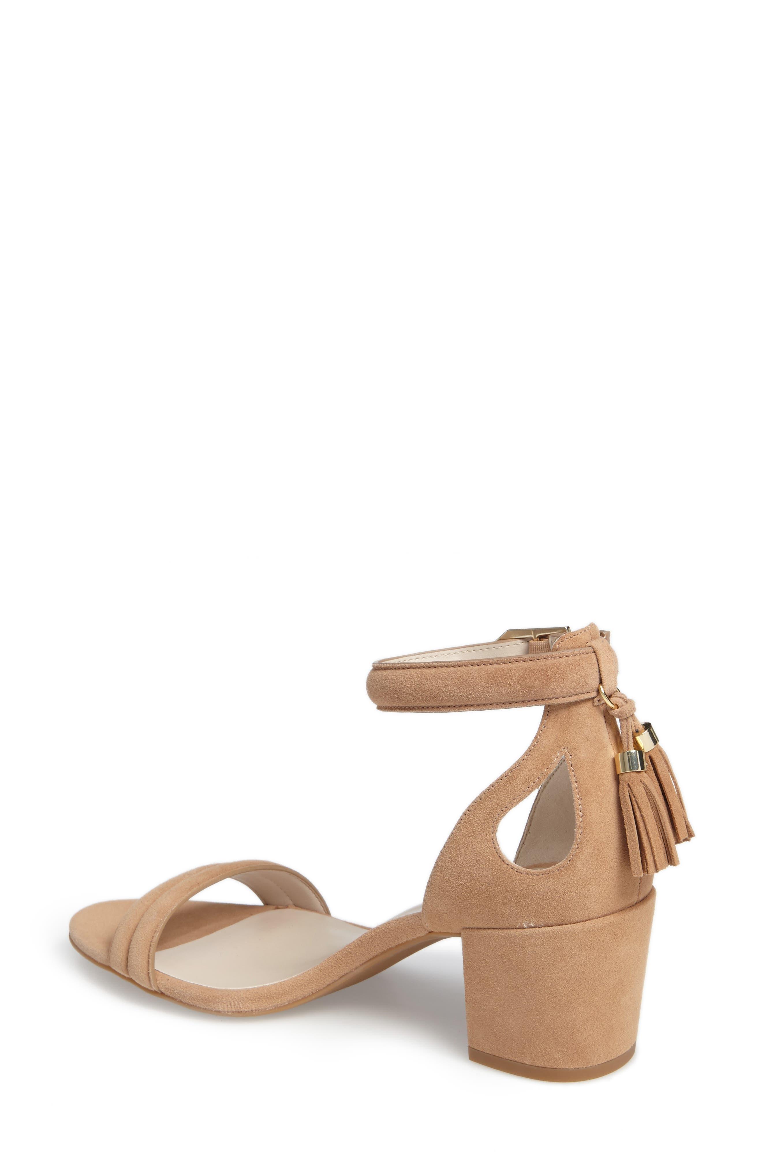 Alternate Image 2  - Kenneth Cole Harriet Ankle Strap Sandal (Women)