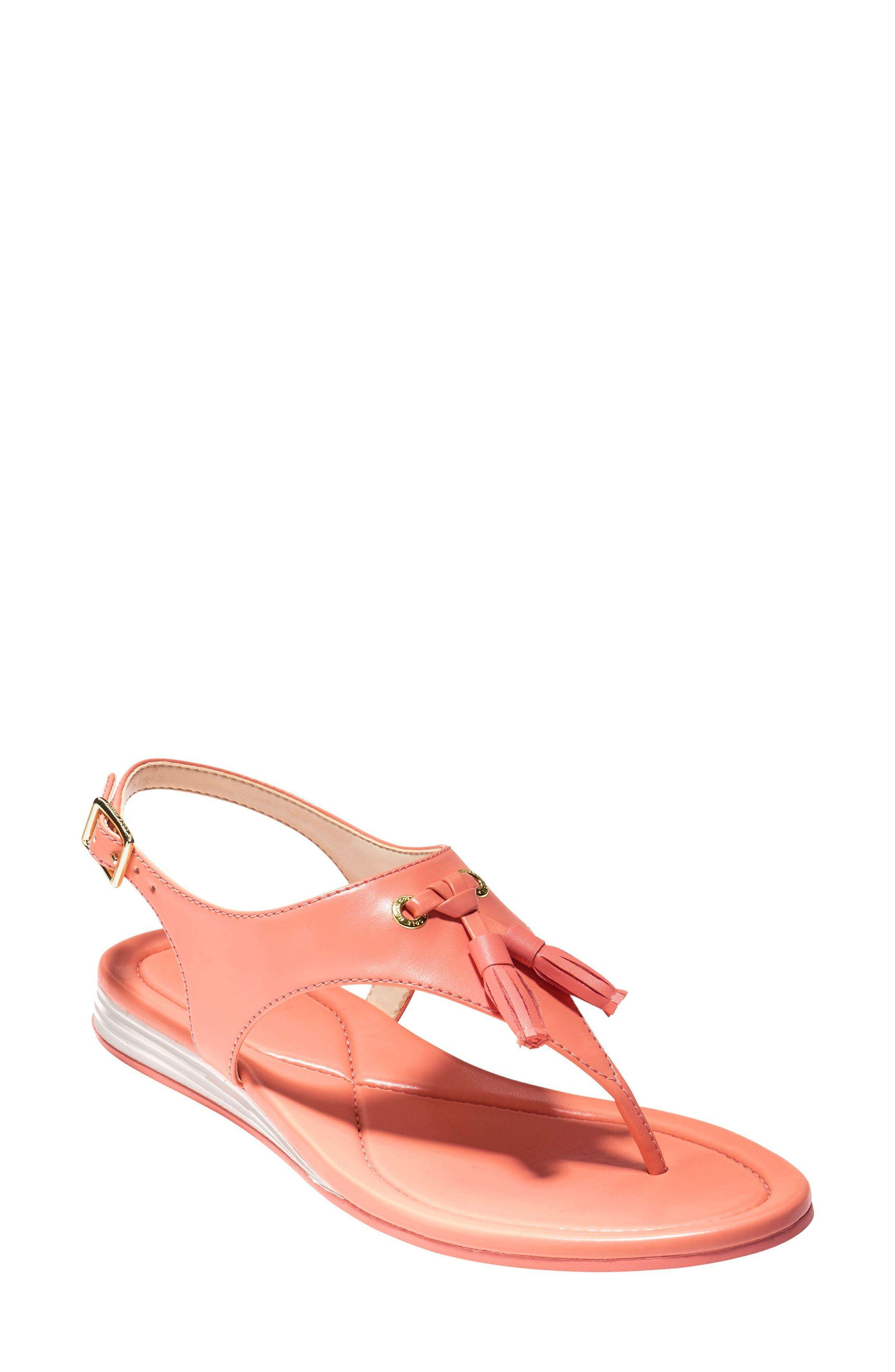 Cole Haan Rona Flat Sandal (Women)