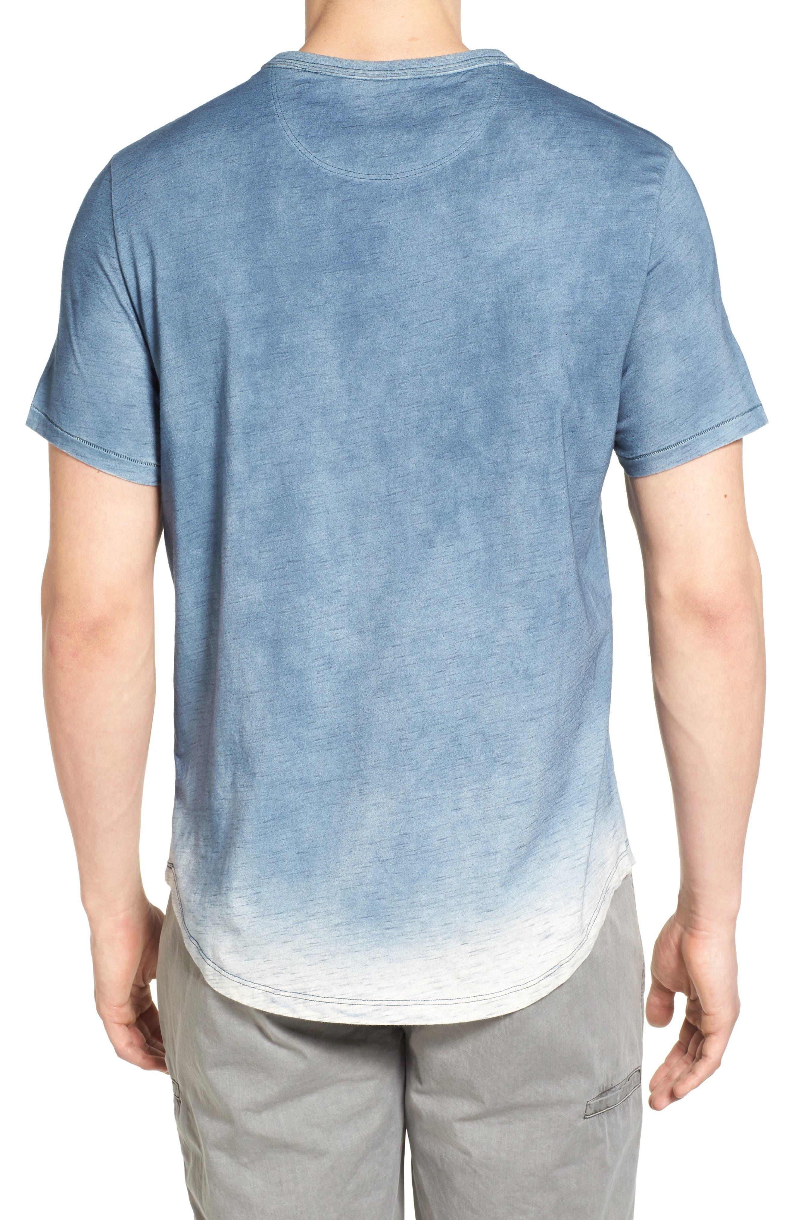 Alternate Image 2  - Jeremiah Kendrick Spray Heather Jersey T-Shirt