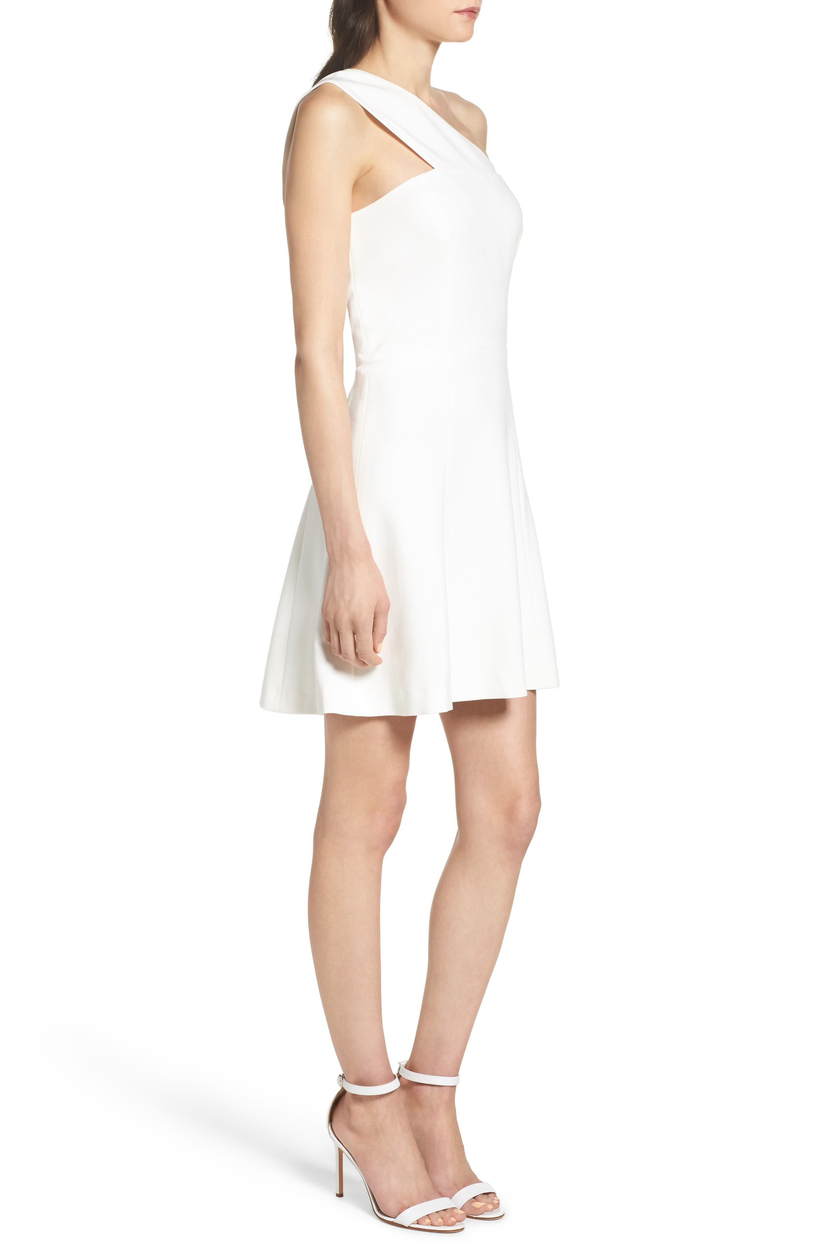Alternate Image 3  - French Connection Whisper Light Dress