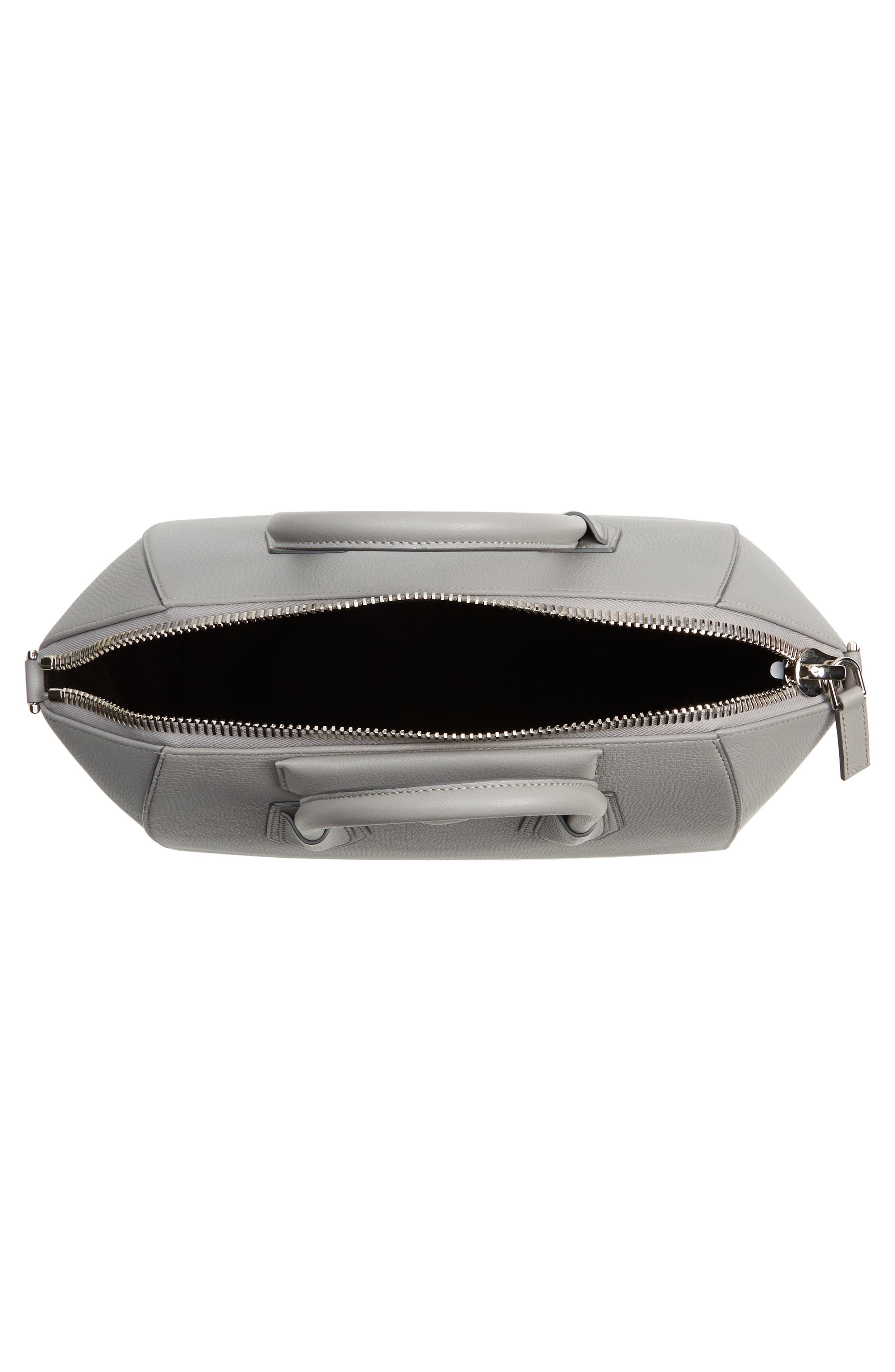 Alternate Image 4  - Givenchy 'Medium Antigona' Sugar Leather Satchel