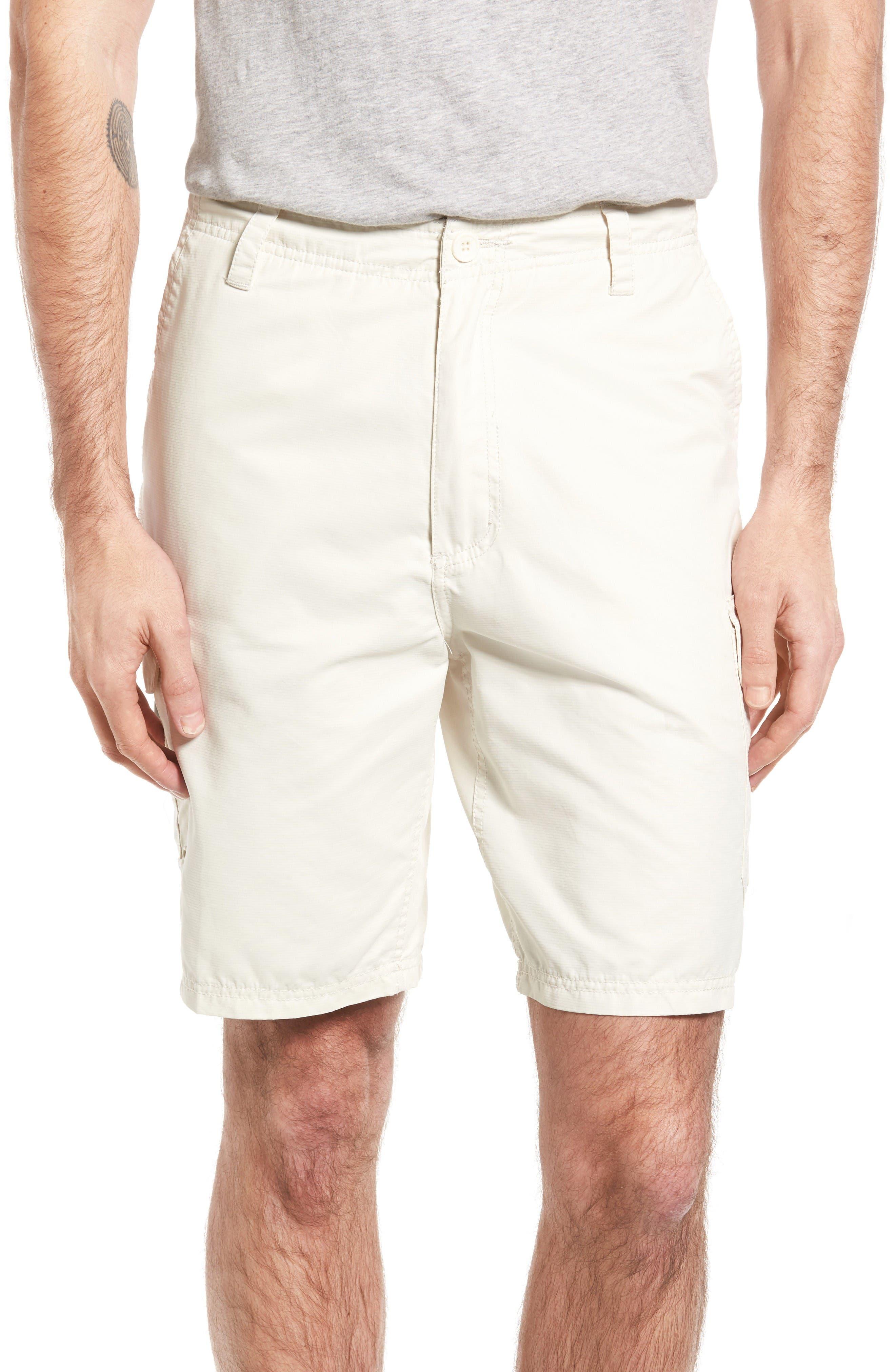 Quiksilver Waterman Collection Maldive Cargo Shorts