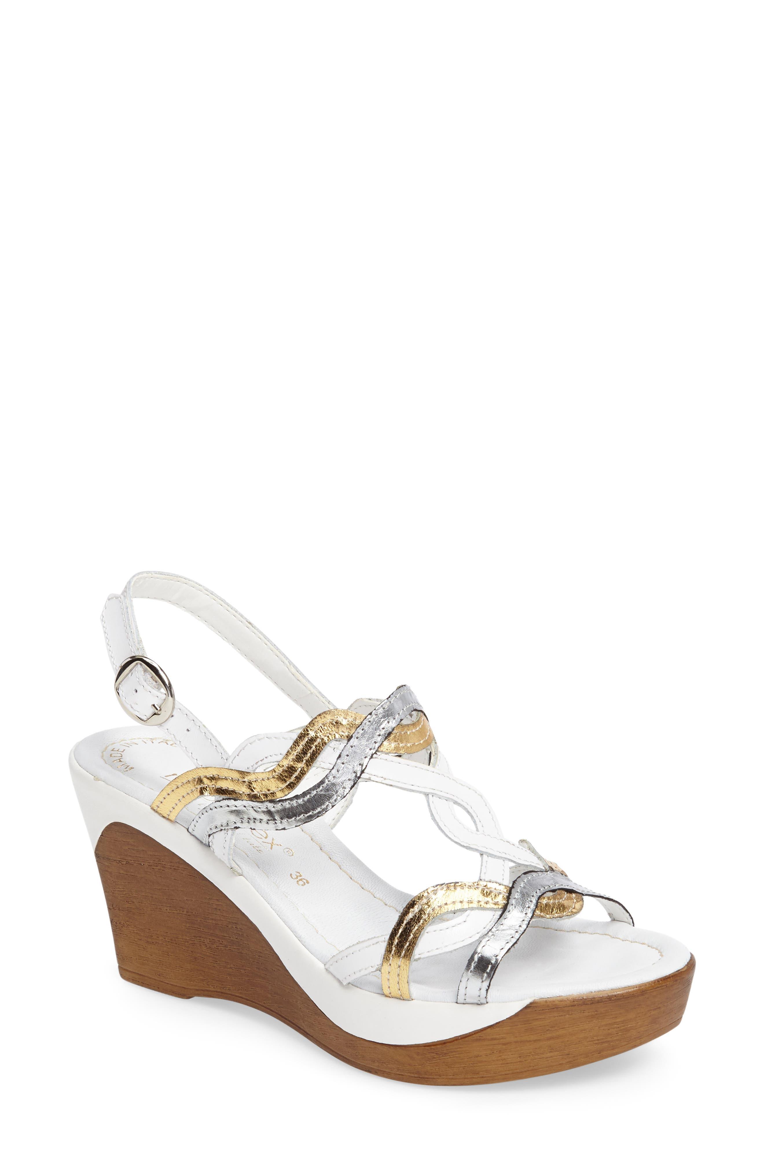 Napa Flex Alto Wedge Sandal (Women)