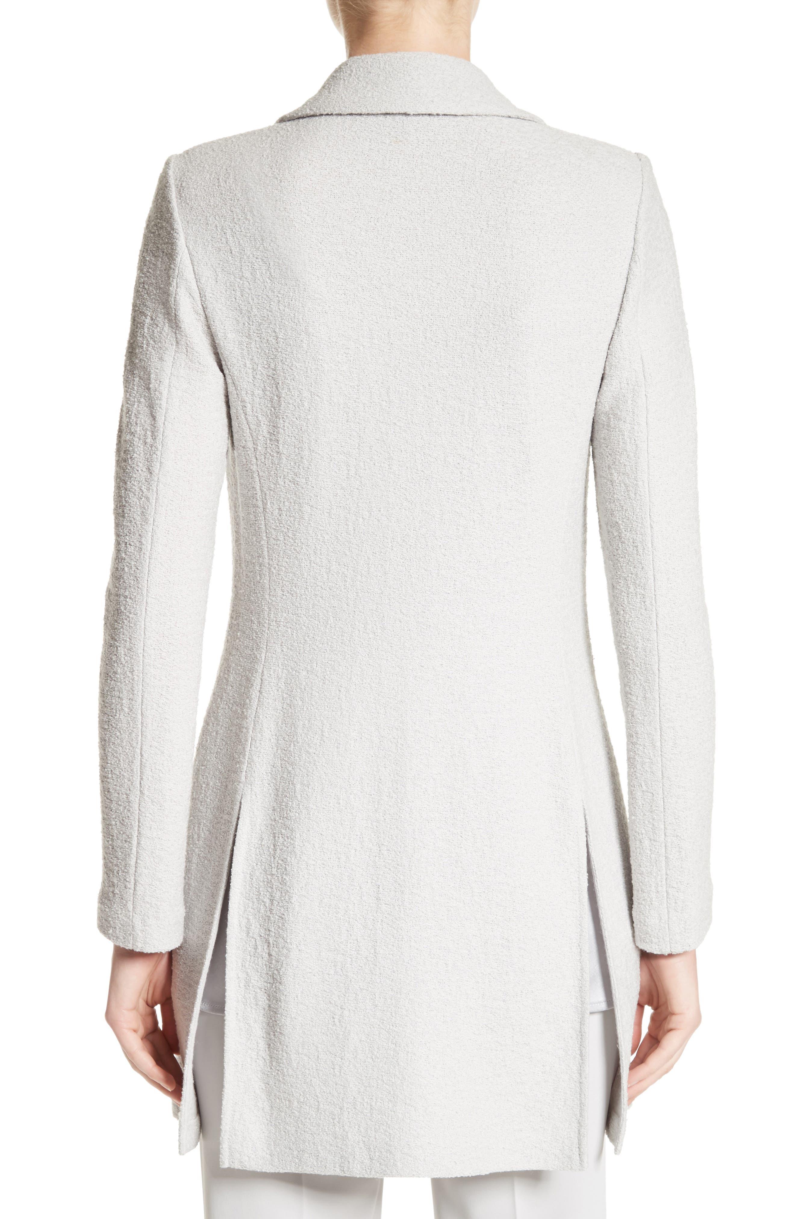 Alternate Image 2  - St. John Collection Clair Knit Jacket
