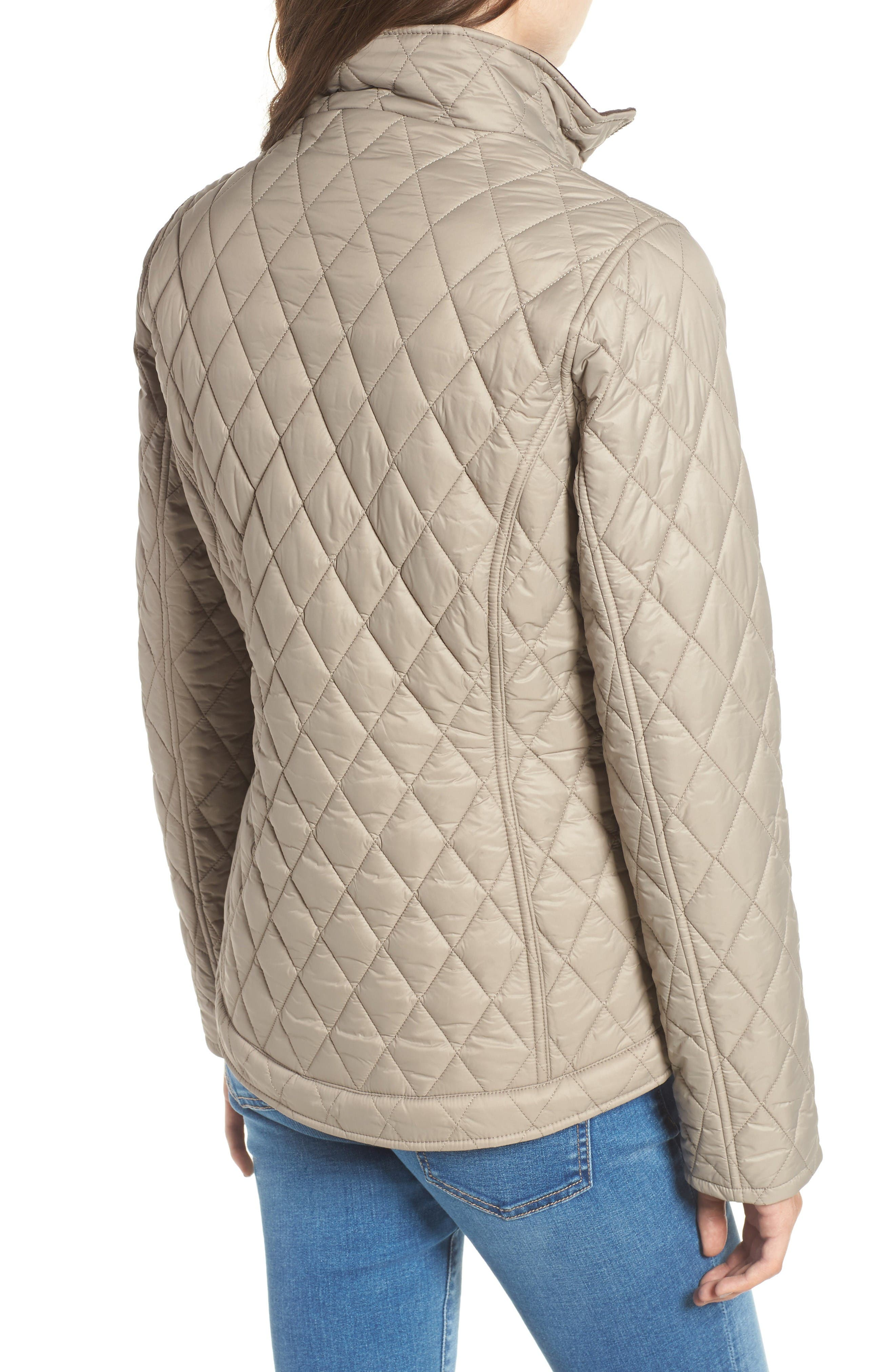 Alternate Image 2  - Barbour Dolostone Quilted Jacket