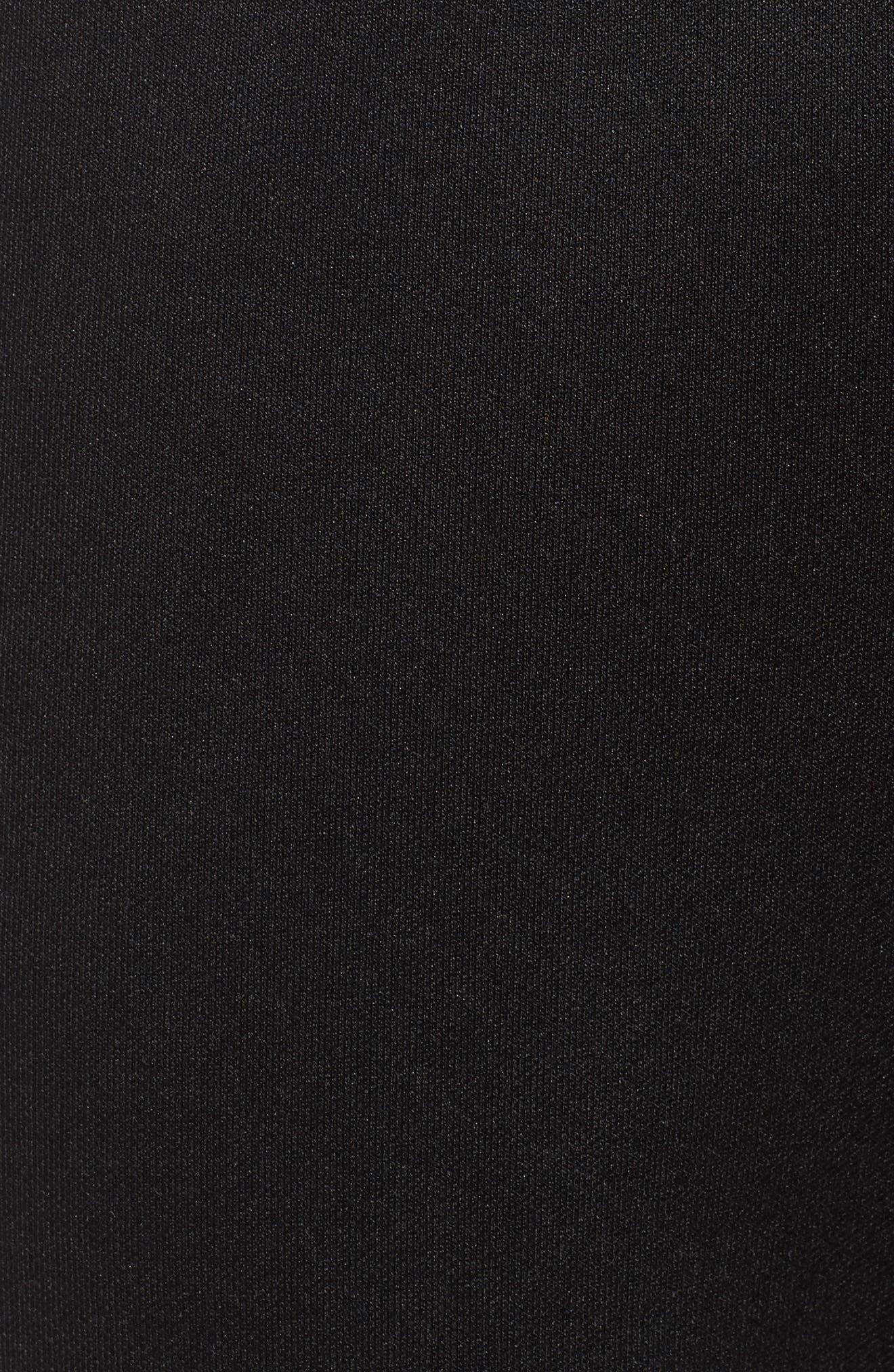 Tiro 17 Training Pants,                             Alternate thumbnail 5, color,                             Black/ White