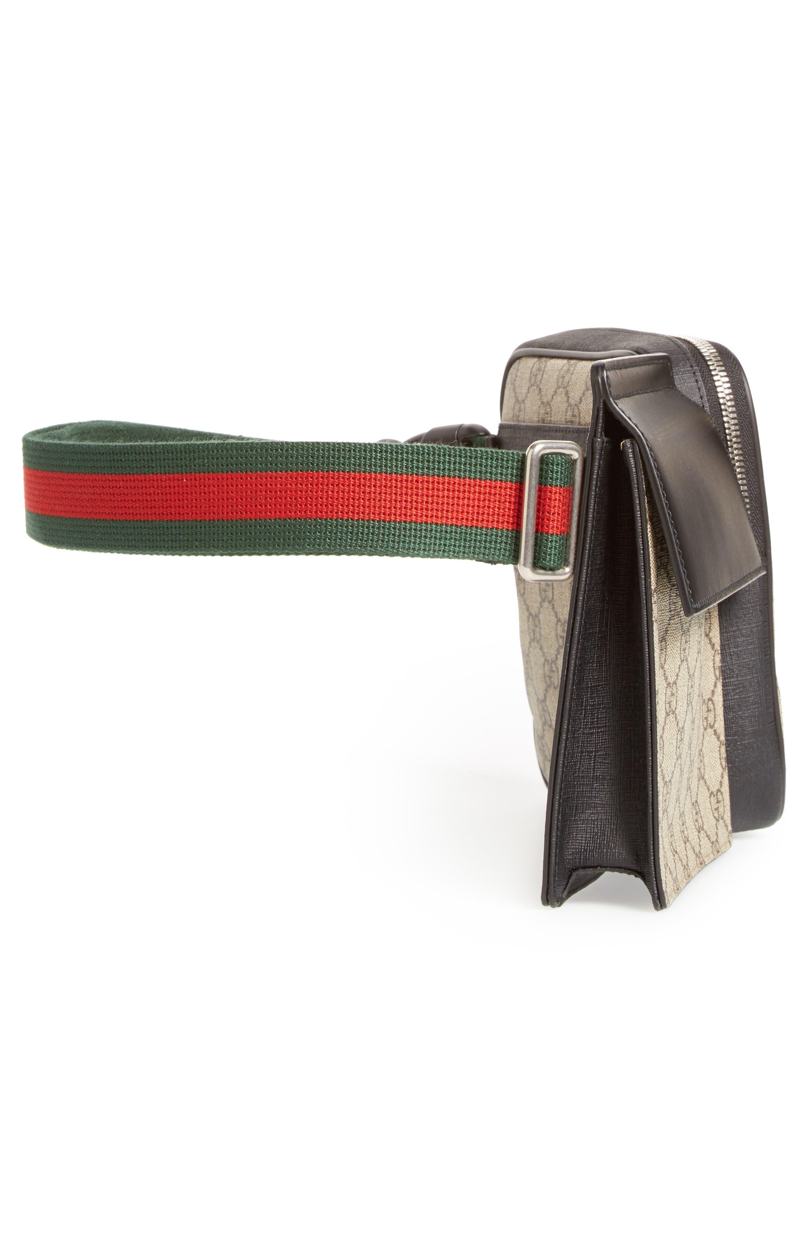 Alternate Image 4  - Gucci Band Belt Bag