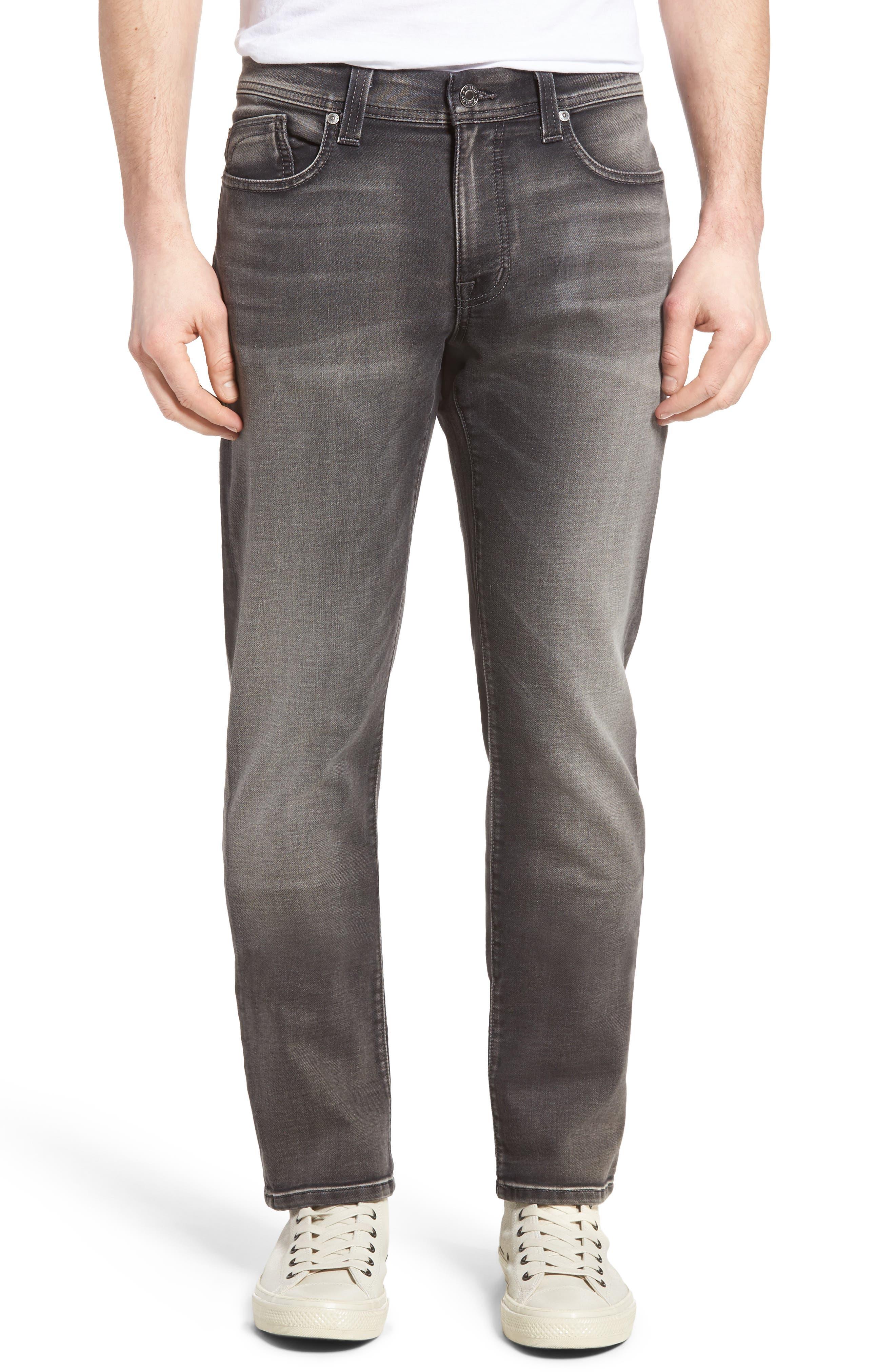 Main Image - Fidelity Jimmy Slim Fit Jeans (Oxy Black Vintage)