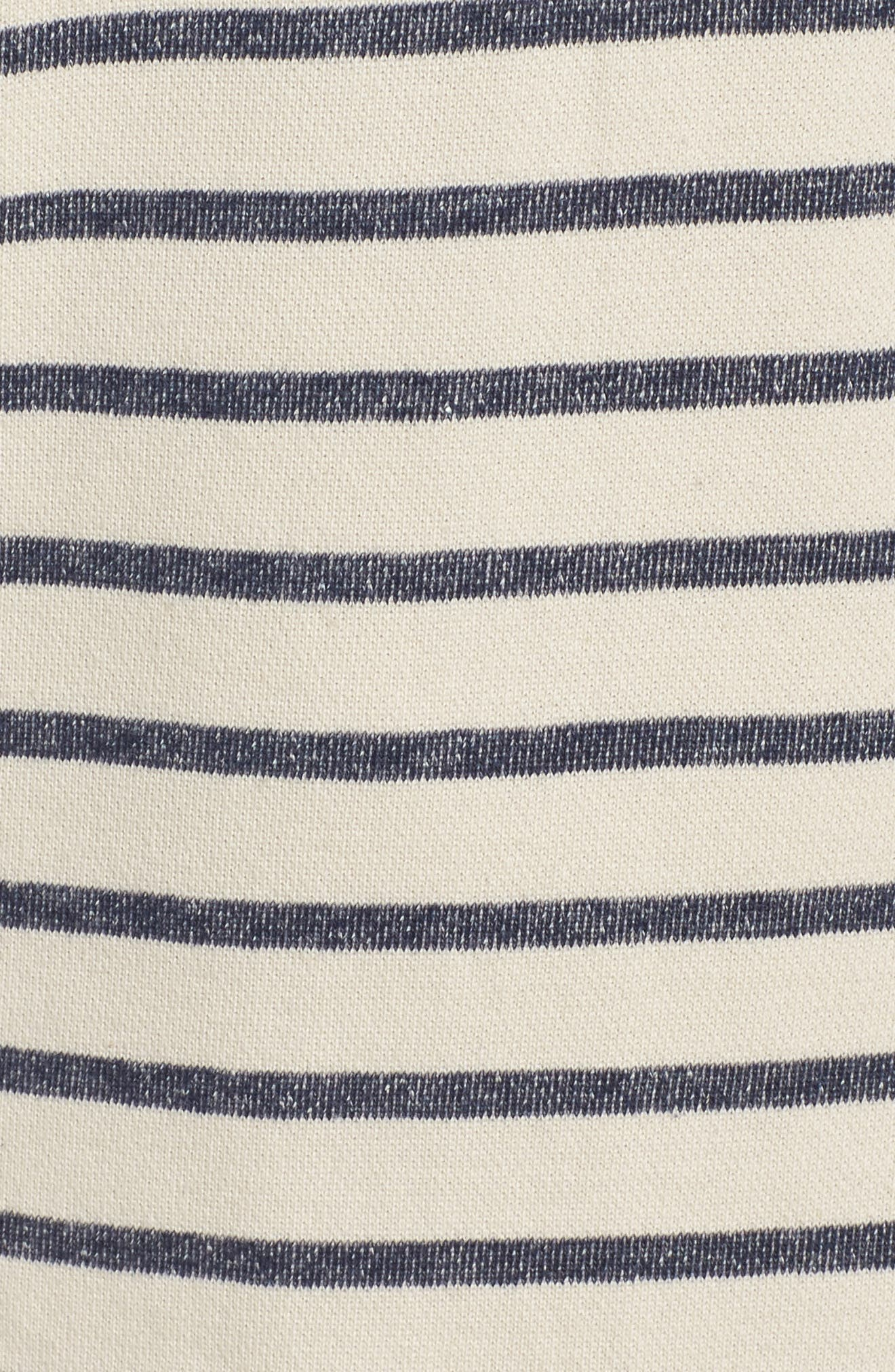 Alternate Image 6  - French Connection Normandy Stripe Dress